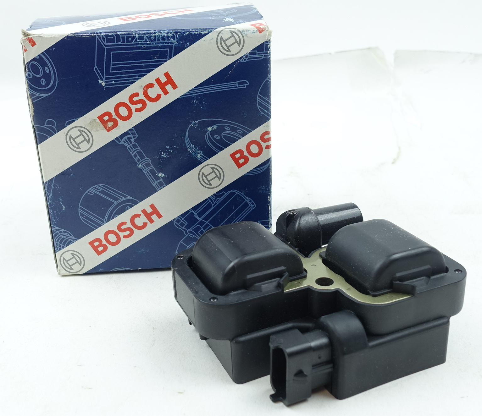 6 Pack Bosch 0221503035 Ignition Coil 0221503035 for Mercedes-Benz C CLK S Class - image 1