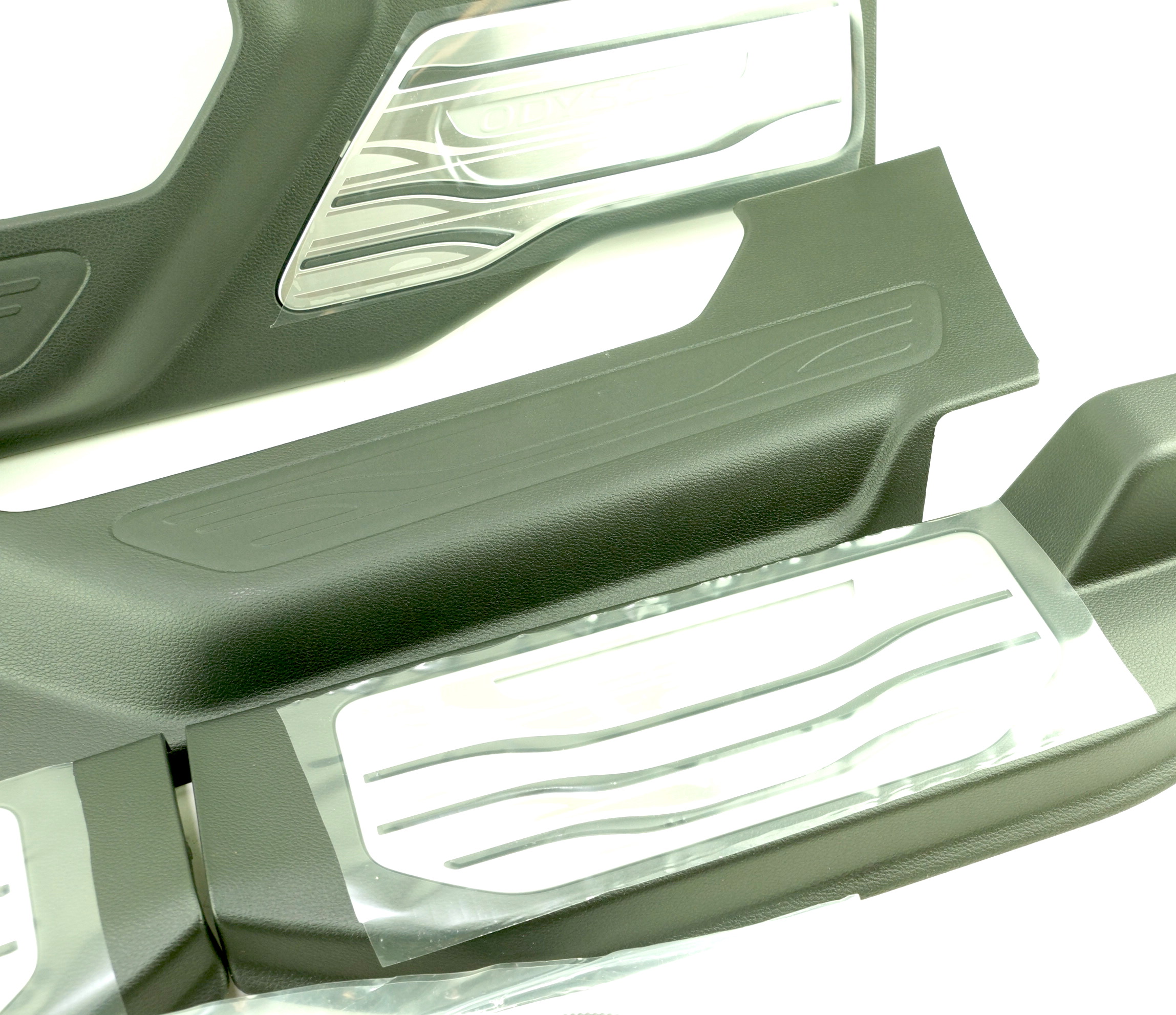 OEM 08E12THR100B Genuine Honda Odyssey 25th Anniversary Illuminated Door Sill - image 12