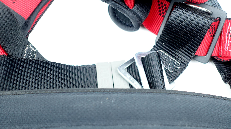 MSA 10057211 TechnaCurv Construction Harness Tongue Leg Strap Buckle Standard - image 3