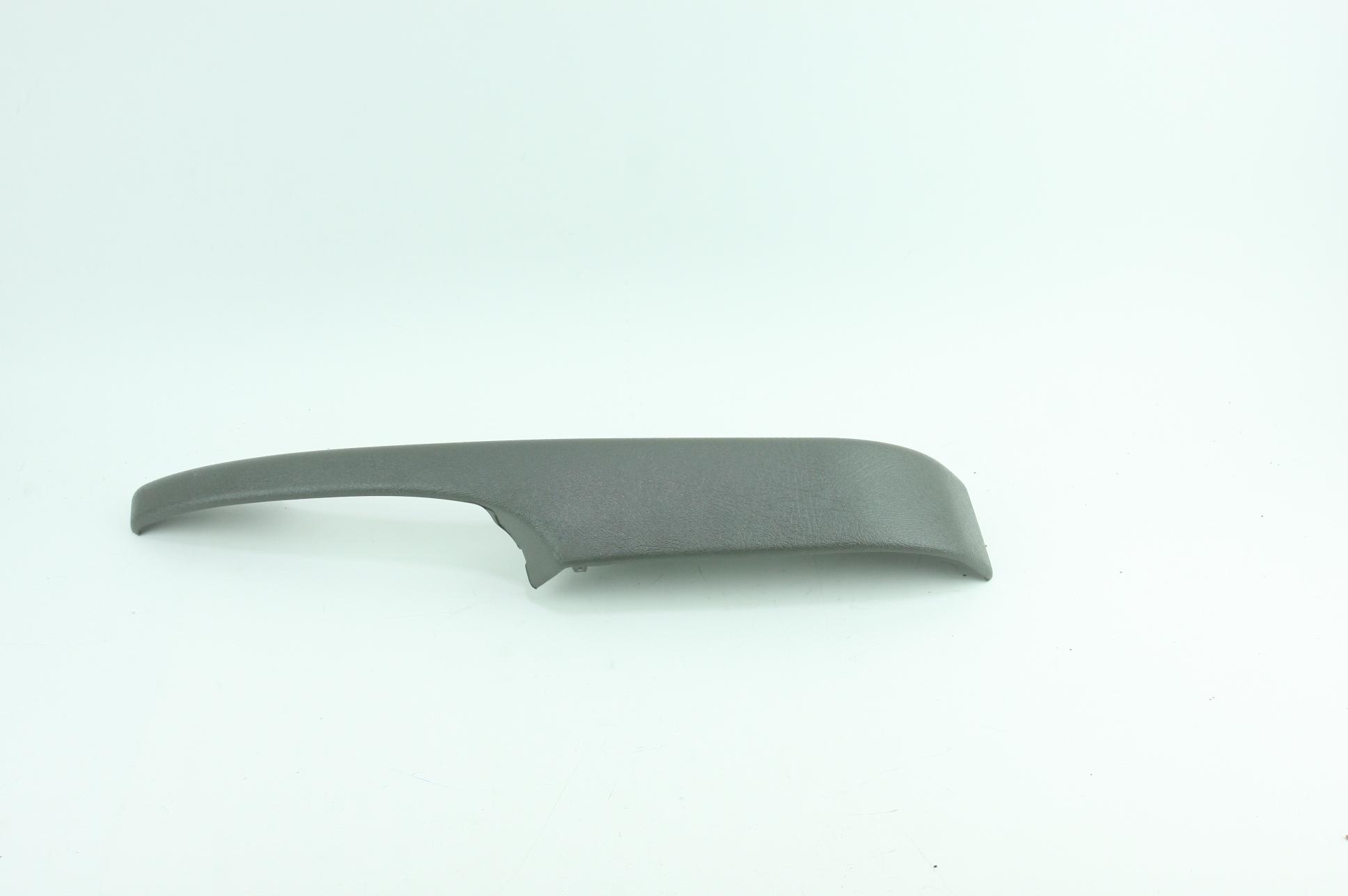* New OEM 10388387 GM Express Savana Passenger Door Armrest Handle Pewter Gray - image 1