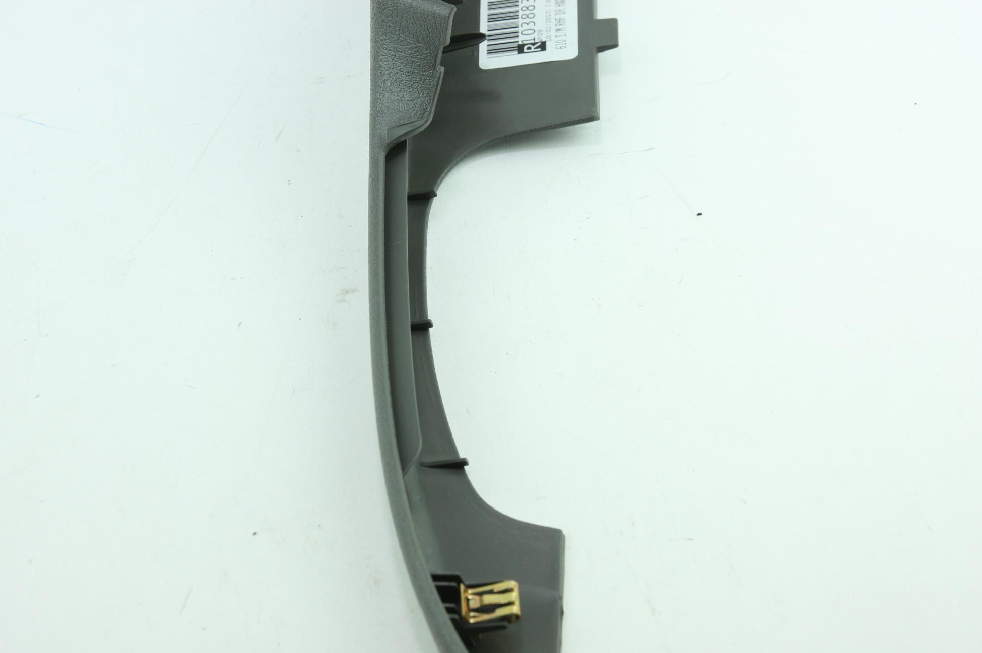 * New OEM 10388387 GM Express Savana Passenger Door Armrest Handle Pewter Gray - image 7