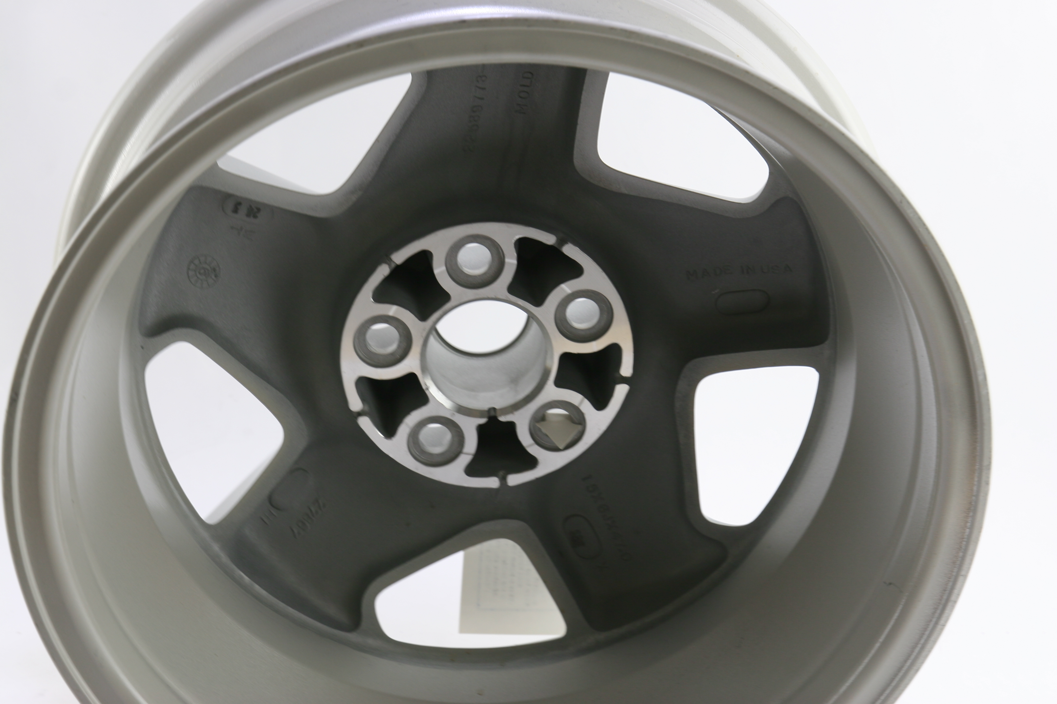 "~ New OEM 12360421 15"" Factory Wheel 95-99 Pontiac Sunfire Fast Free Shipping - image 3"