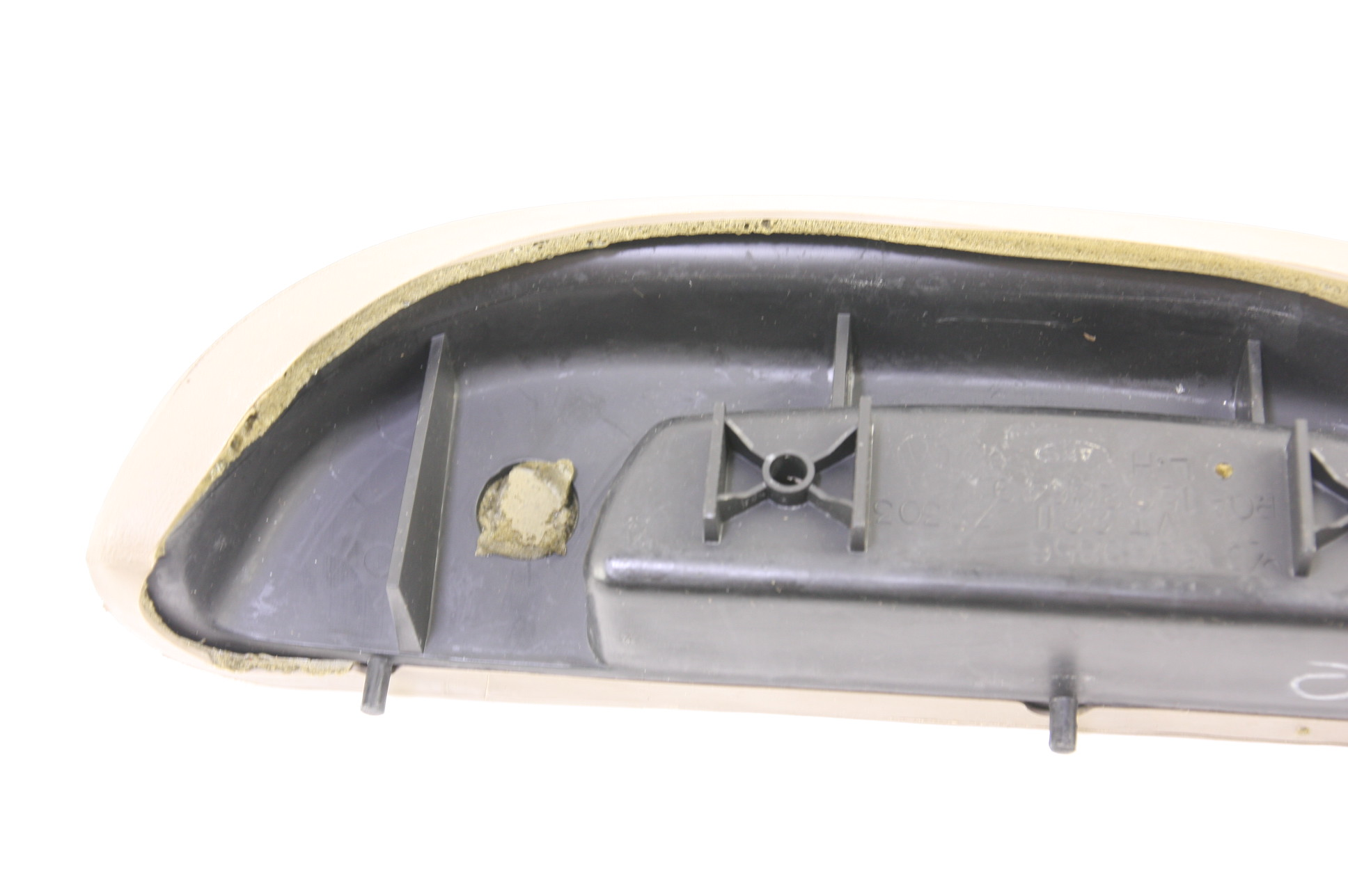 *** New OEM 12376621 GM LH Door Panel Armrest Tan 96-02 Chevy Express GMC Savana - image 6