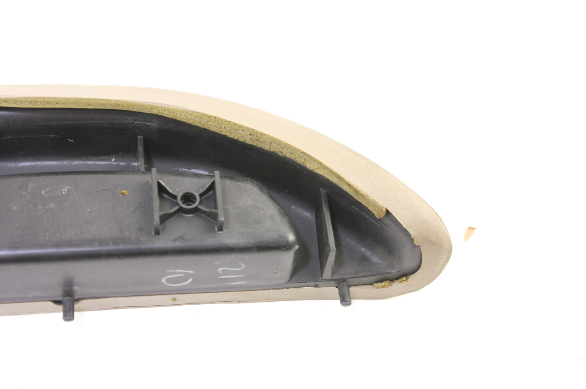**** New OEM 12376621 GM LH Door Panel Armrest Tan 96-02 Chevy Express Savana - image 7