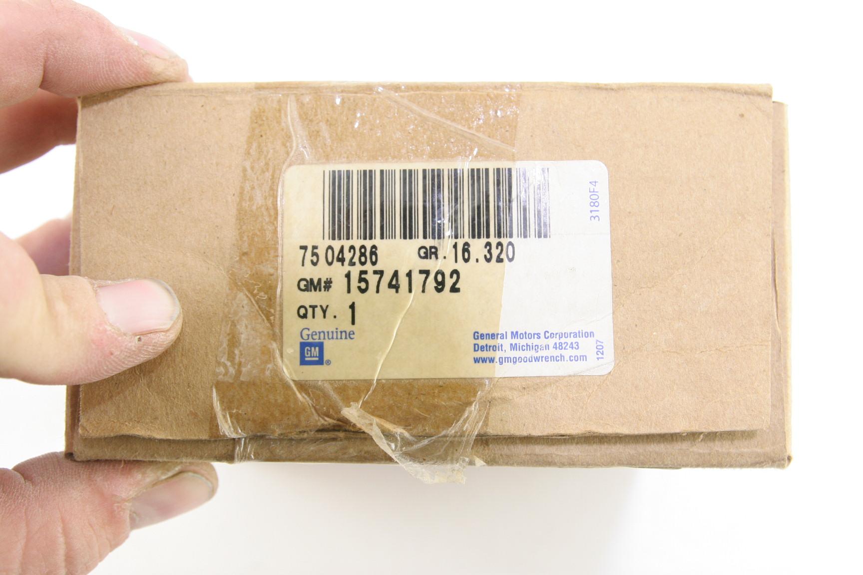 ***~ New OEM 15741792 GM Back Door Upper Hinge Fast Free Shipping - image 2