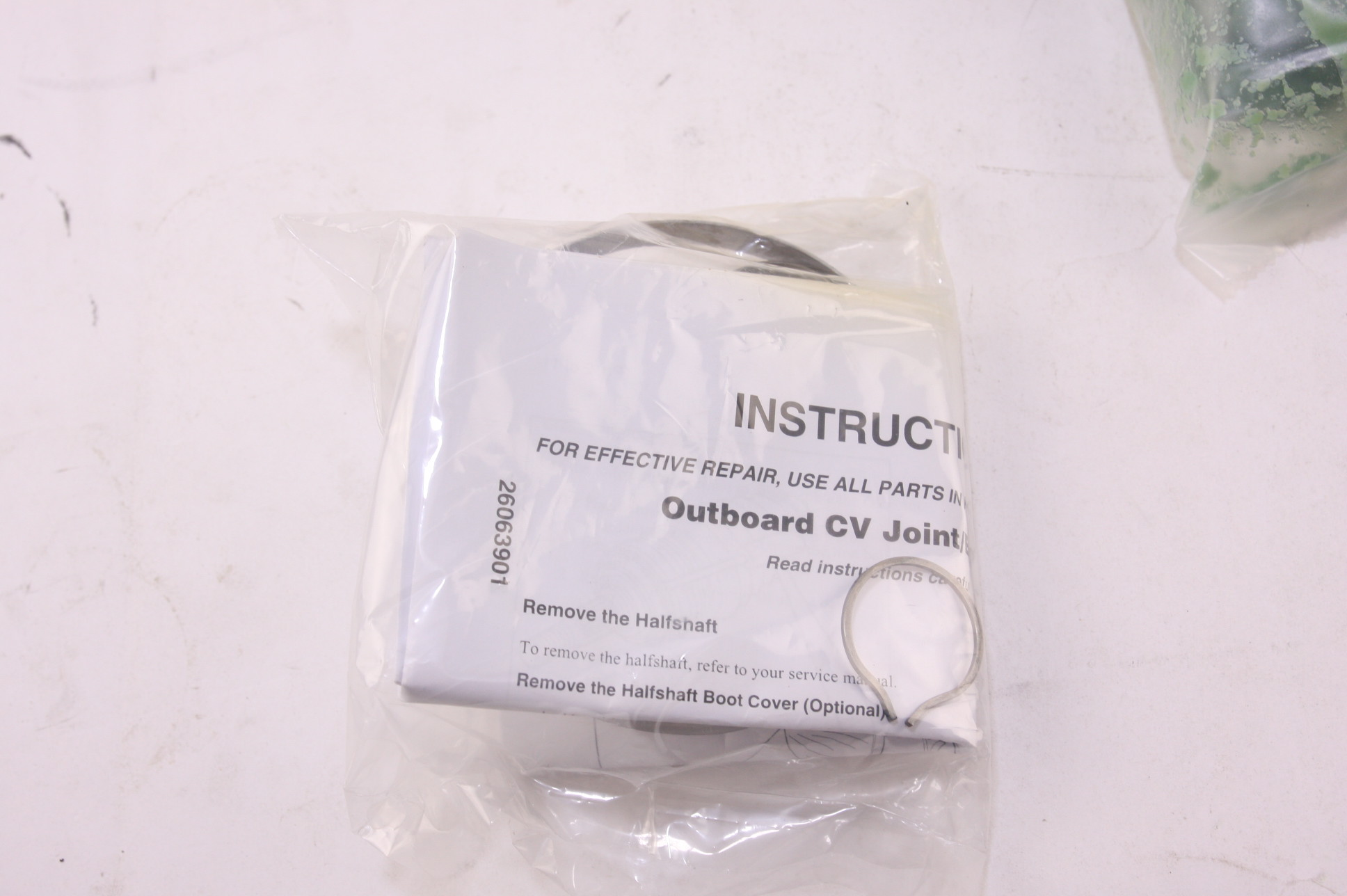 * New OEM 15868187 GM CV Constant Velocity Front Outer Boot Free Shipping NIP - image 6
