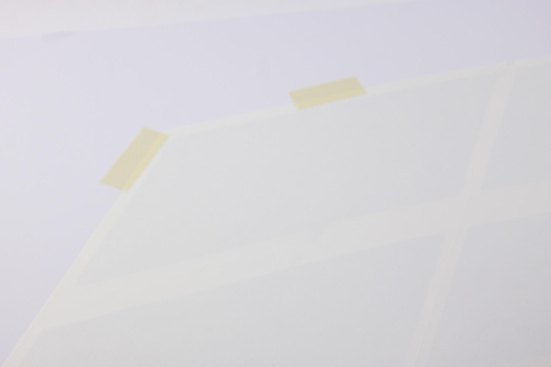 **~New Mopar OEM 1LW72PR4AA Dodge Challenger Applique Decal Body Stripes Right - image 3