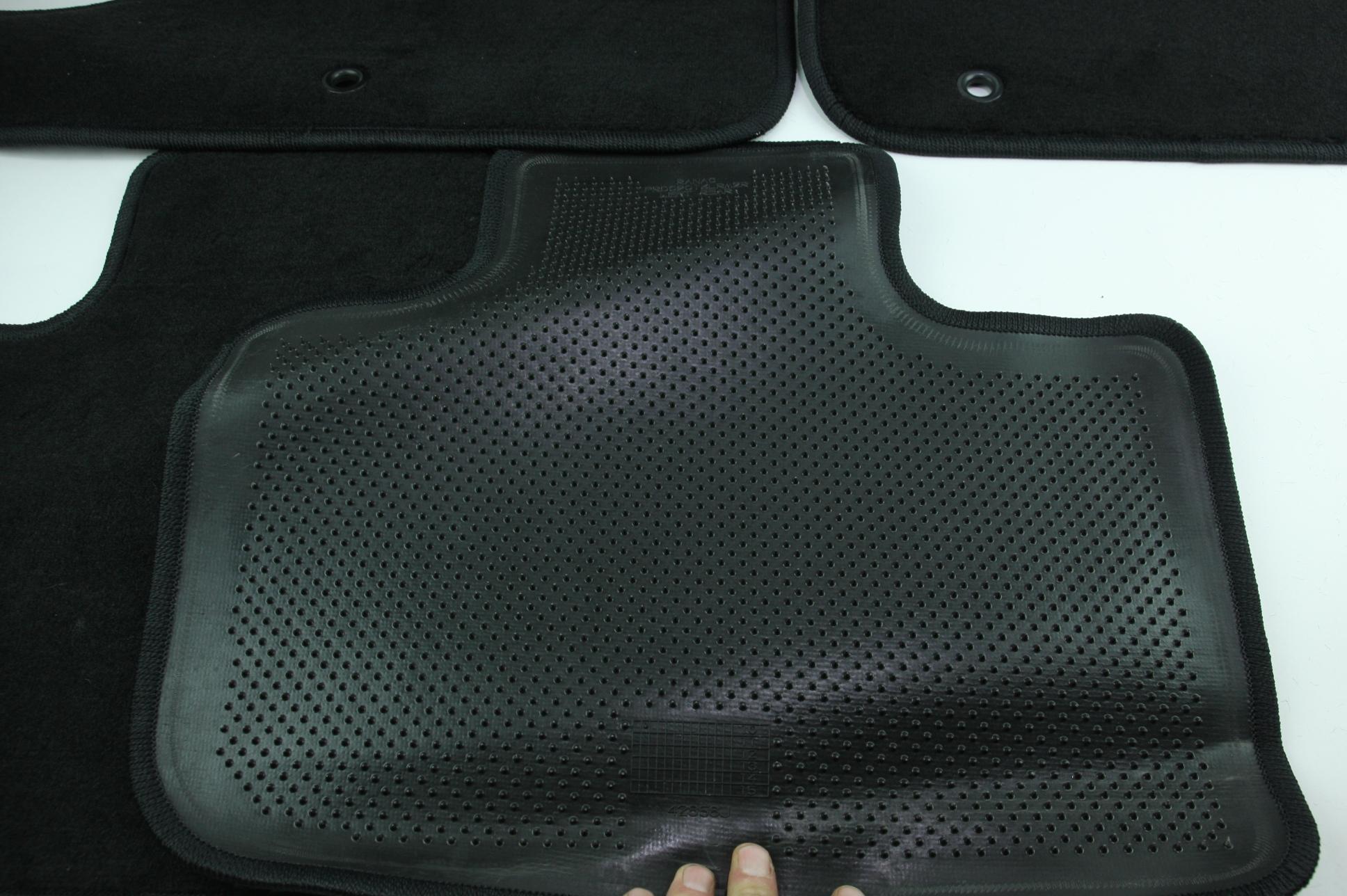 New OEM Genuine Mopar 1NL24DX9AC 11-12 Dodge Charger Mat Kit Front & Rear NIP - image 9