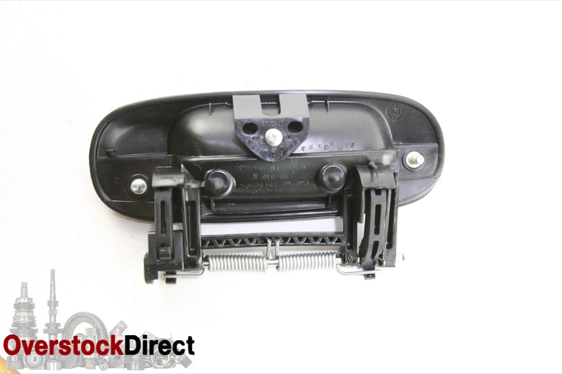 ***~ New OEM GM 20857697 Cadillac CTS DTS Deville LH Left Rear Door Handle - image 5