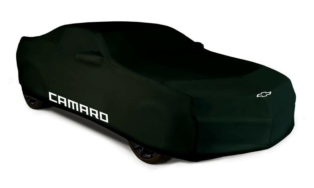 New OEM 20960814 Genuine GM 10-15 Camaro Premium Indoor Car Cover Black - image 1