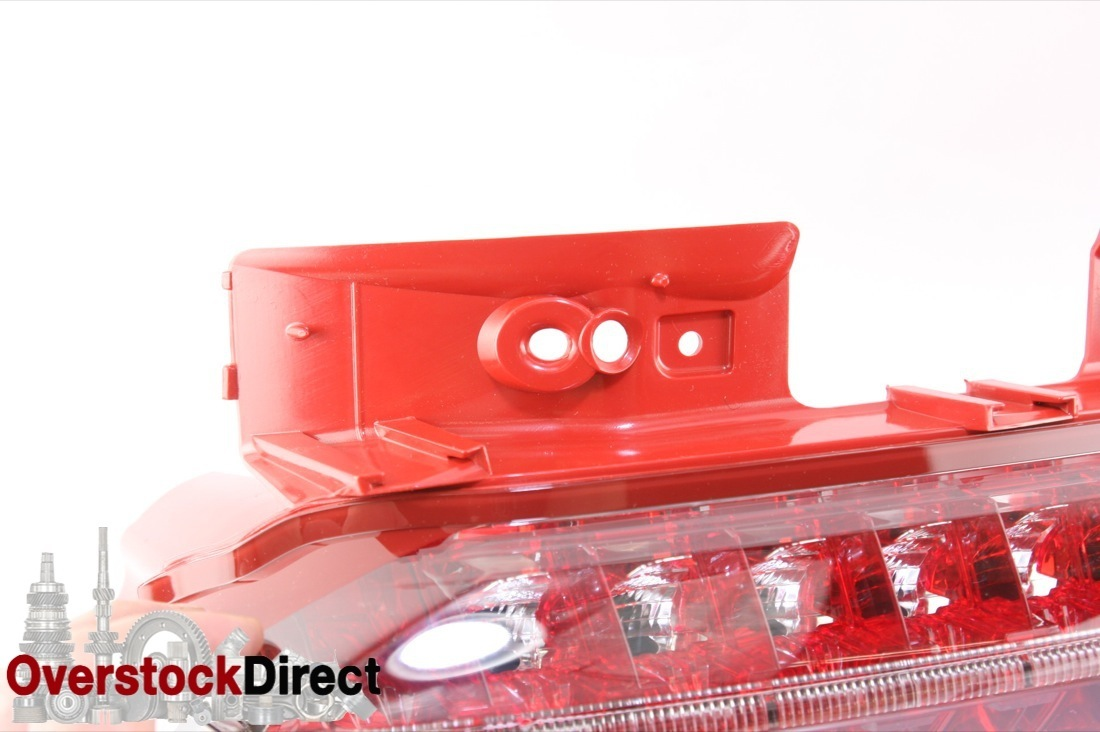 New OEM 22773651 Cadillac Accessories Clear Tail Lamp Set Package 11-16 SRX NIP - image 6