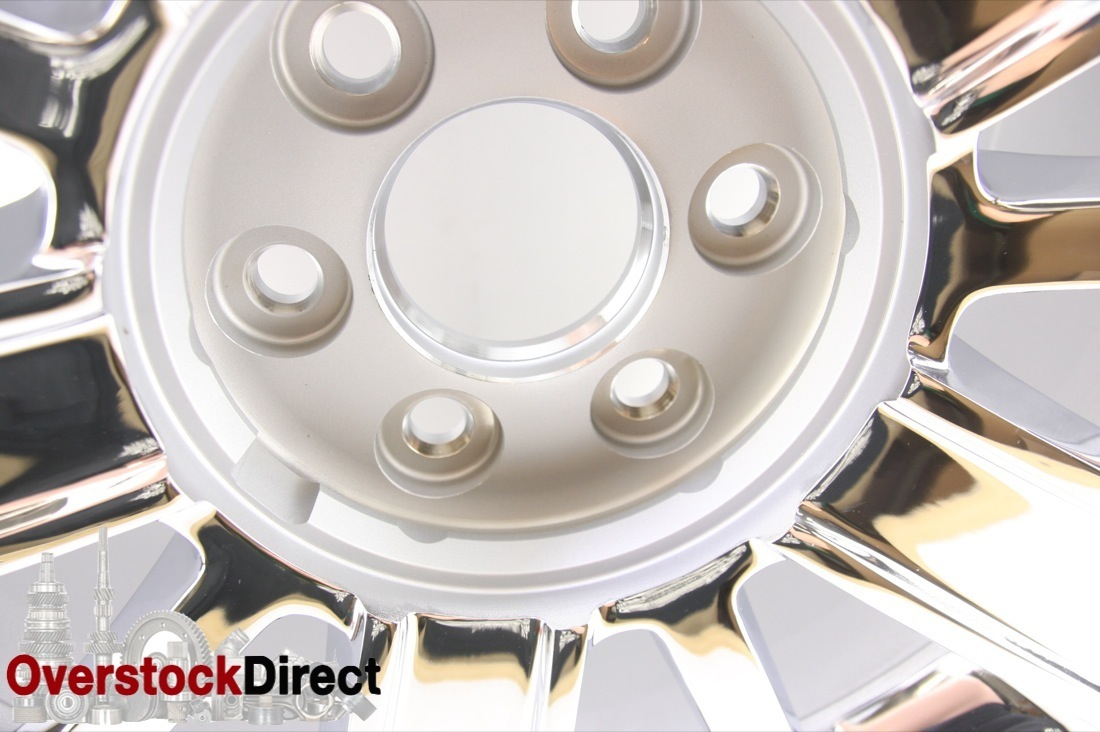 ** New OEM GM 22871003 1 Chevy Silverado Tahoe Suburban 20'' Chrome Wheel - image 4