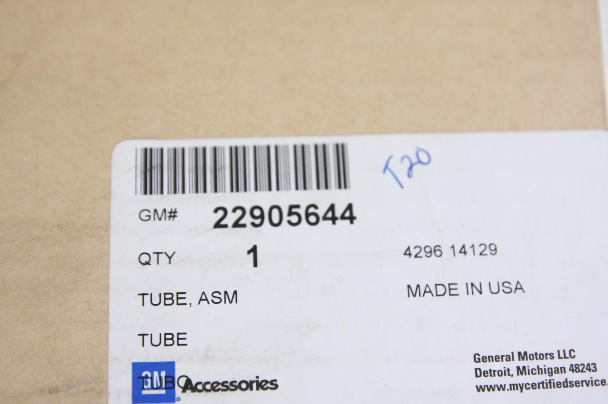 "*New OEM 22905644 GM Black 5"" Side Steps Nerf Bars 15-18 Colorado Canyon Ext Cab - image 2"