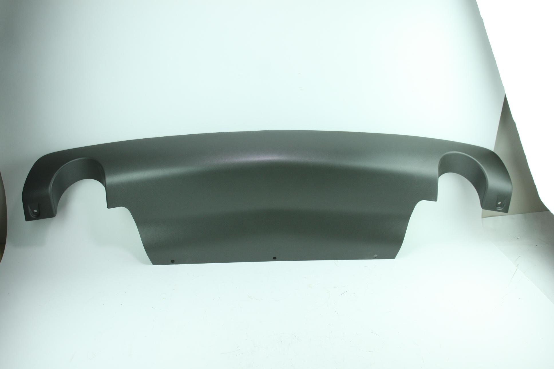 * New Genuine OEM GM 25747970 Cadillac 05-07 STS Rear Bumper Insert Panel NIP - image 1