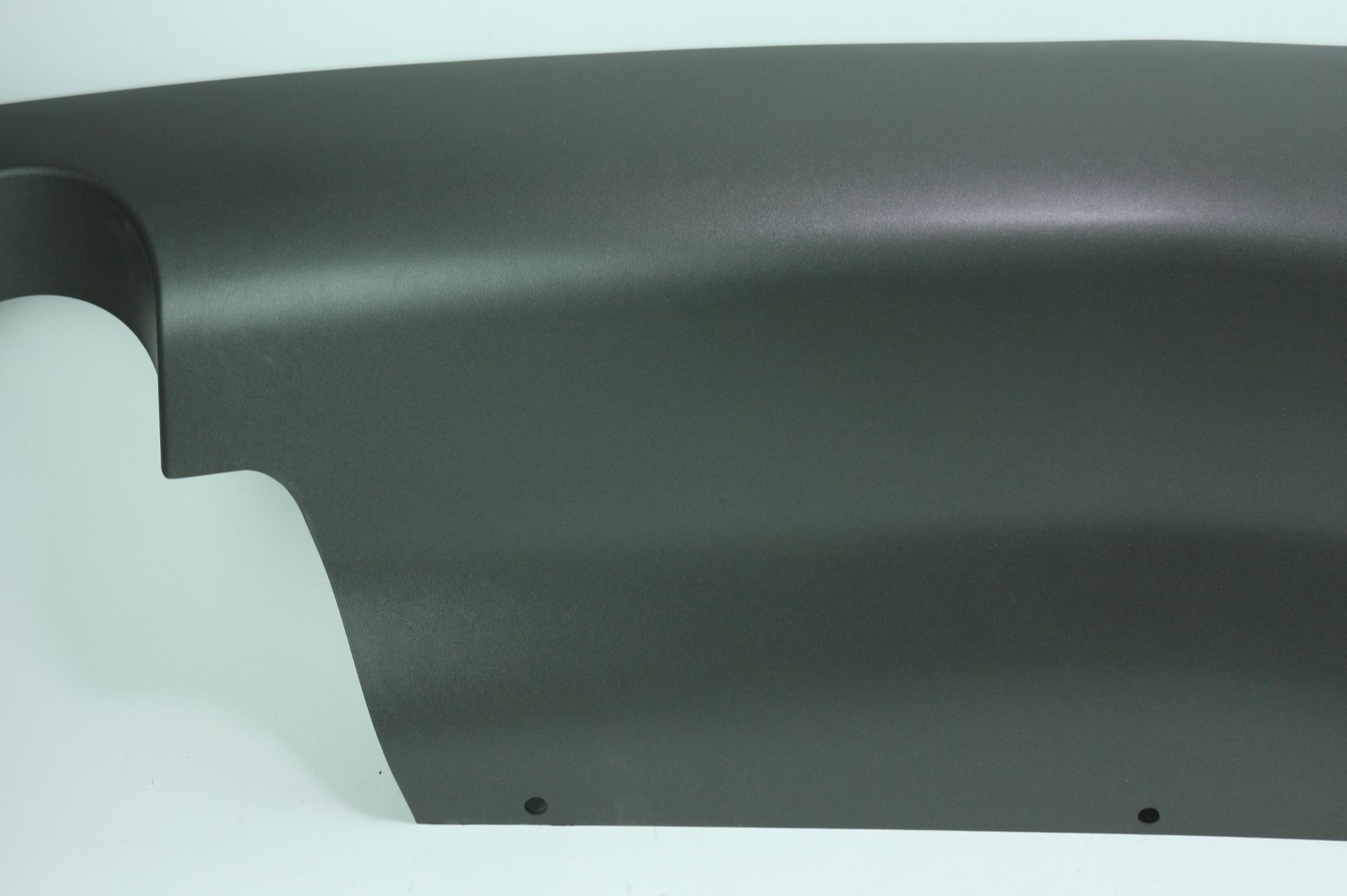 * New Genuine OEM GM 25747970 Cadillac 05-07 STS Rear Bumper Insert Panel NIP - image 4