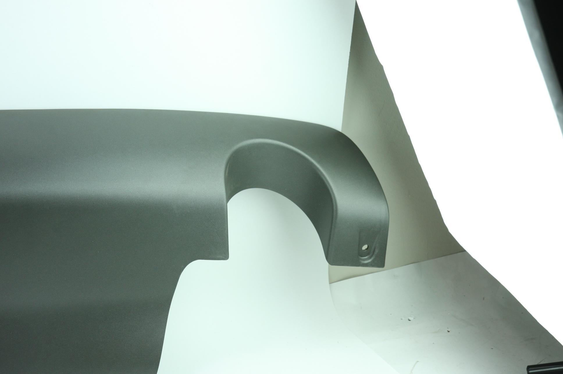 * New Genuine OEM GM 25747970 Cadillac 05-07 STS Rear Bumper Insert Panel NIP - image 6