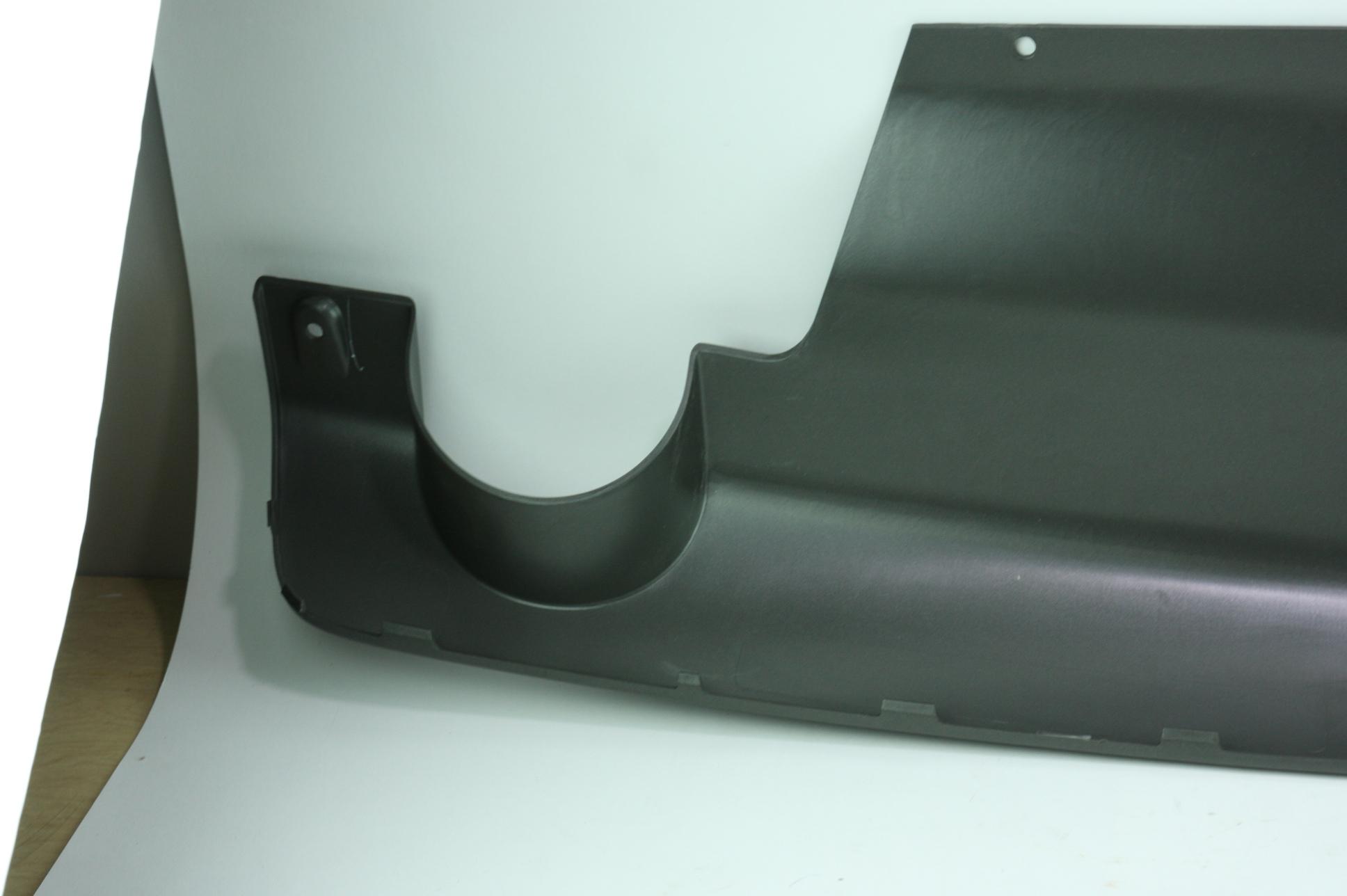 * New Genuine OEM GM 25747970 Cadillac 05-07 STS Rear Bumper Insert Panel NIP - image 8