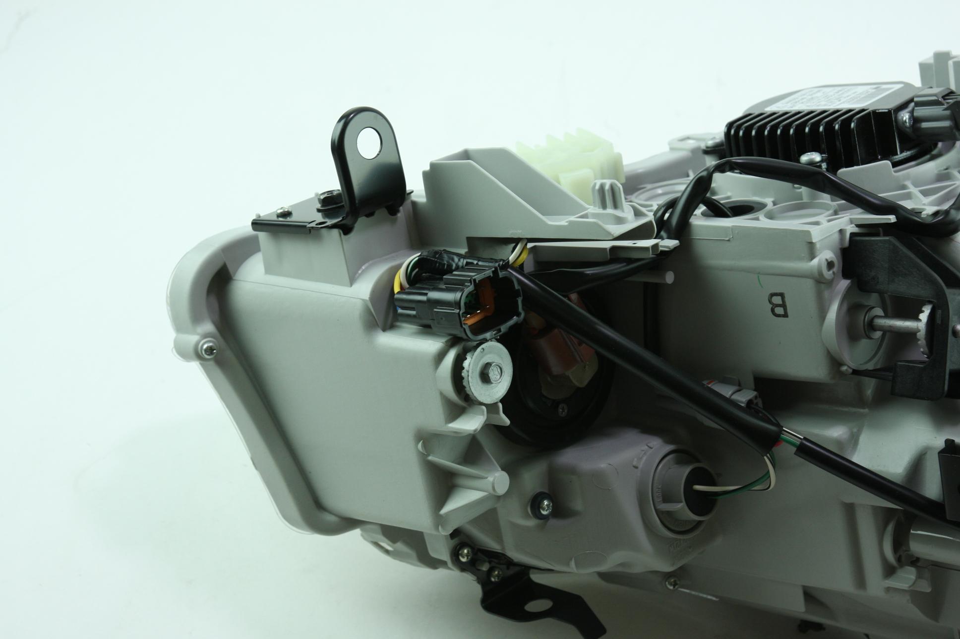 * Infiniti G37 Sedan Headlight LH Driver Side Genuine Nissan OEM 26060JK60E New - image 8