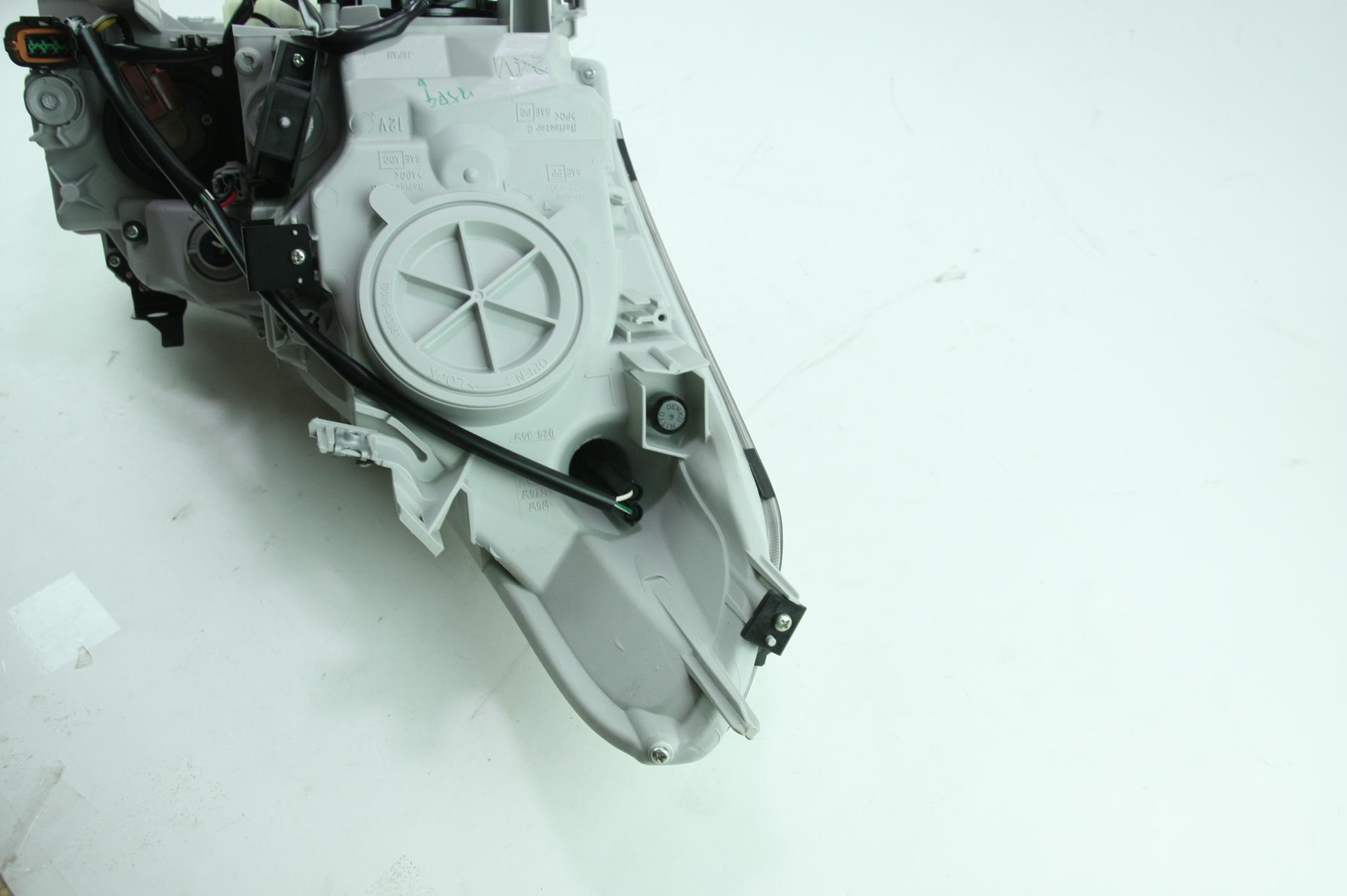 * Infiniti G37 Sedan Headlight LH Driver Side Genuine Nissan OEM 26060JK60E New - image 11