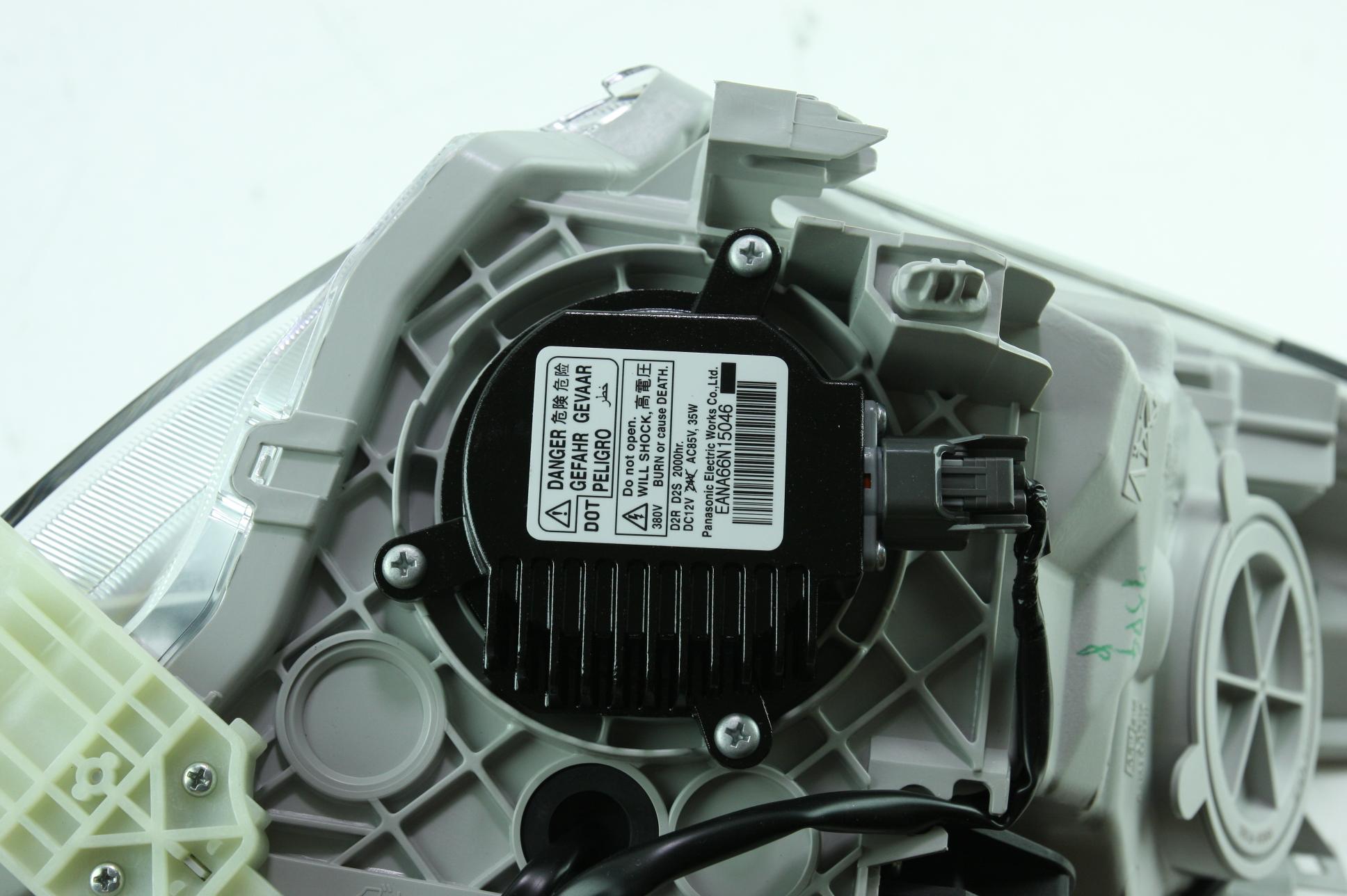 * Infiniti G37 Sedan Headlight LH Driver Side Genuine Nissan OEM 26060JK60E New - image 12
