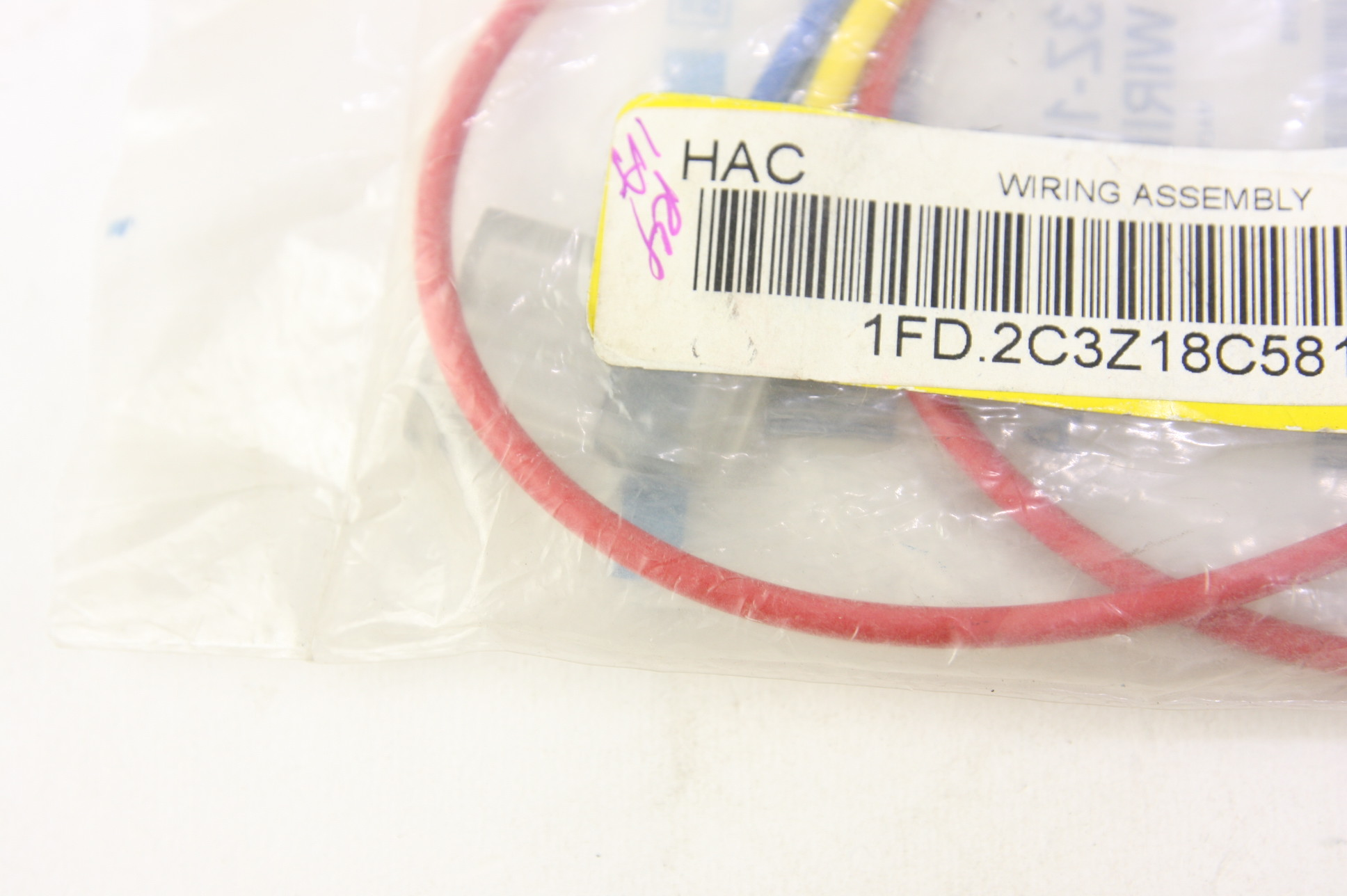 Ford Wiring Harnes Tape