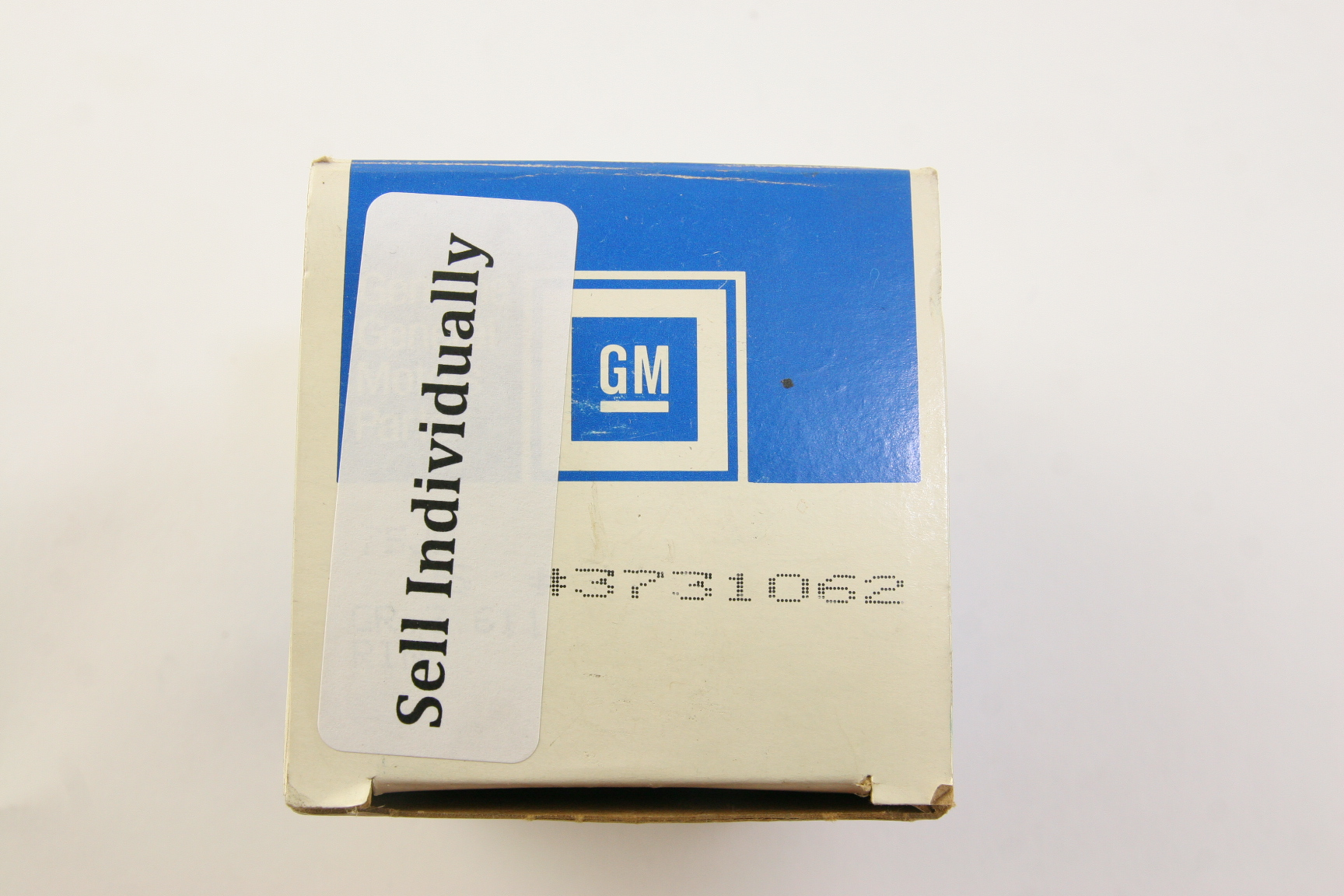 New Genuine OEM GM 3731062 (One) Exhaust Pipe to Manifold Gasket Free Shipping - image 4