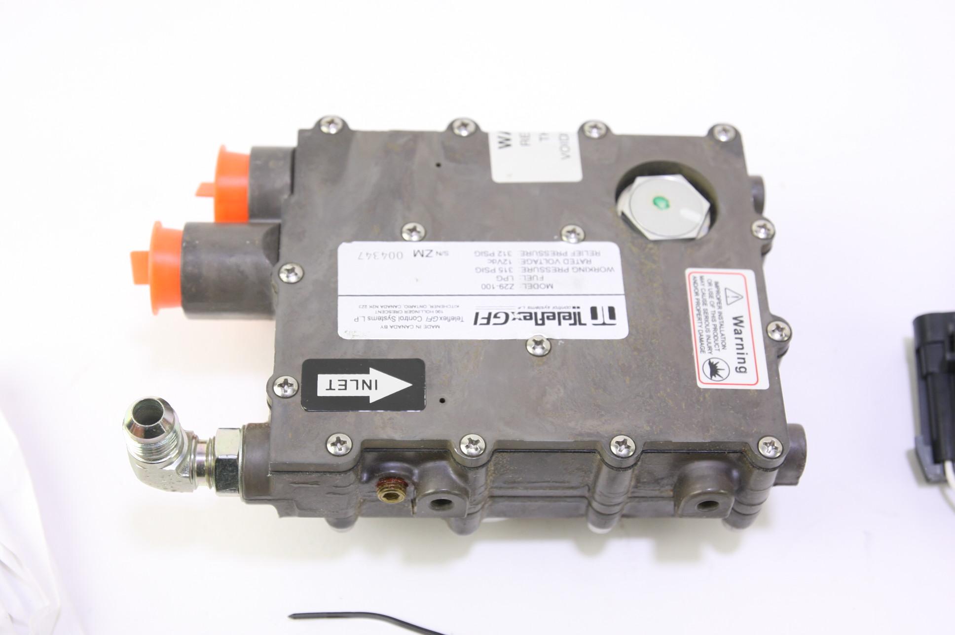 ~ New OEM 3L3Z9C968BB Ford Regulator - Fuel Pressure Free Shipping - image 5