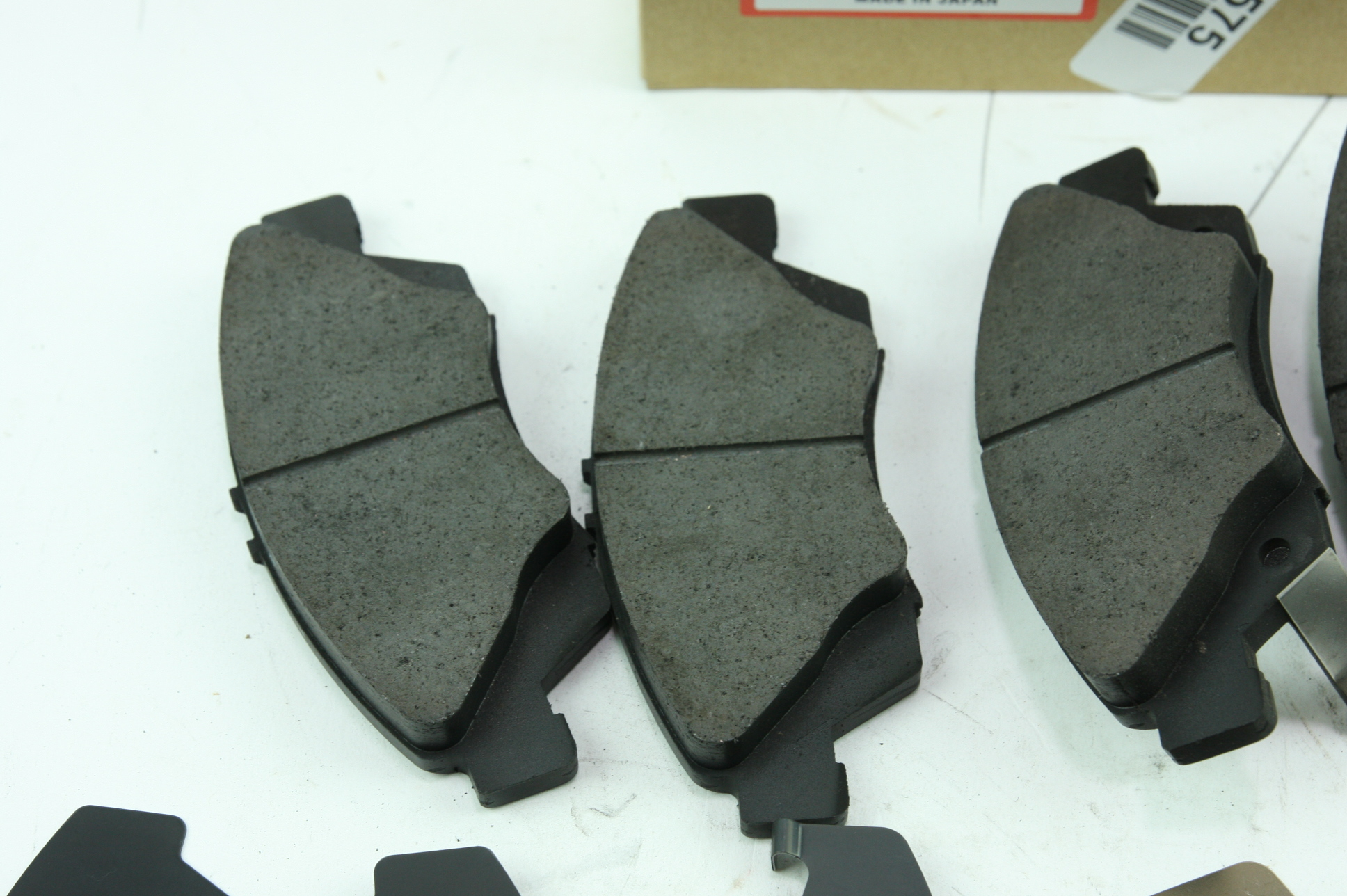 *New OEM 45022-S7A-010 Genuine Honda Front Brake Pads Set Civic 3Dr SI Acura RSX - image 3