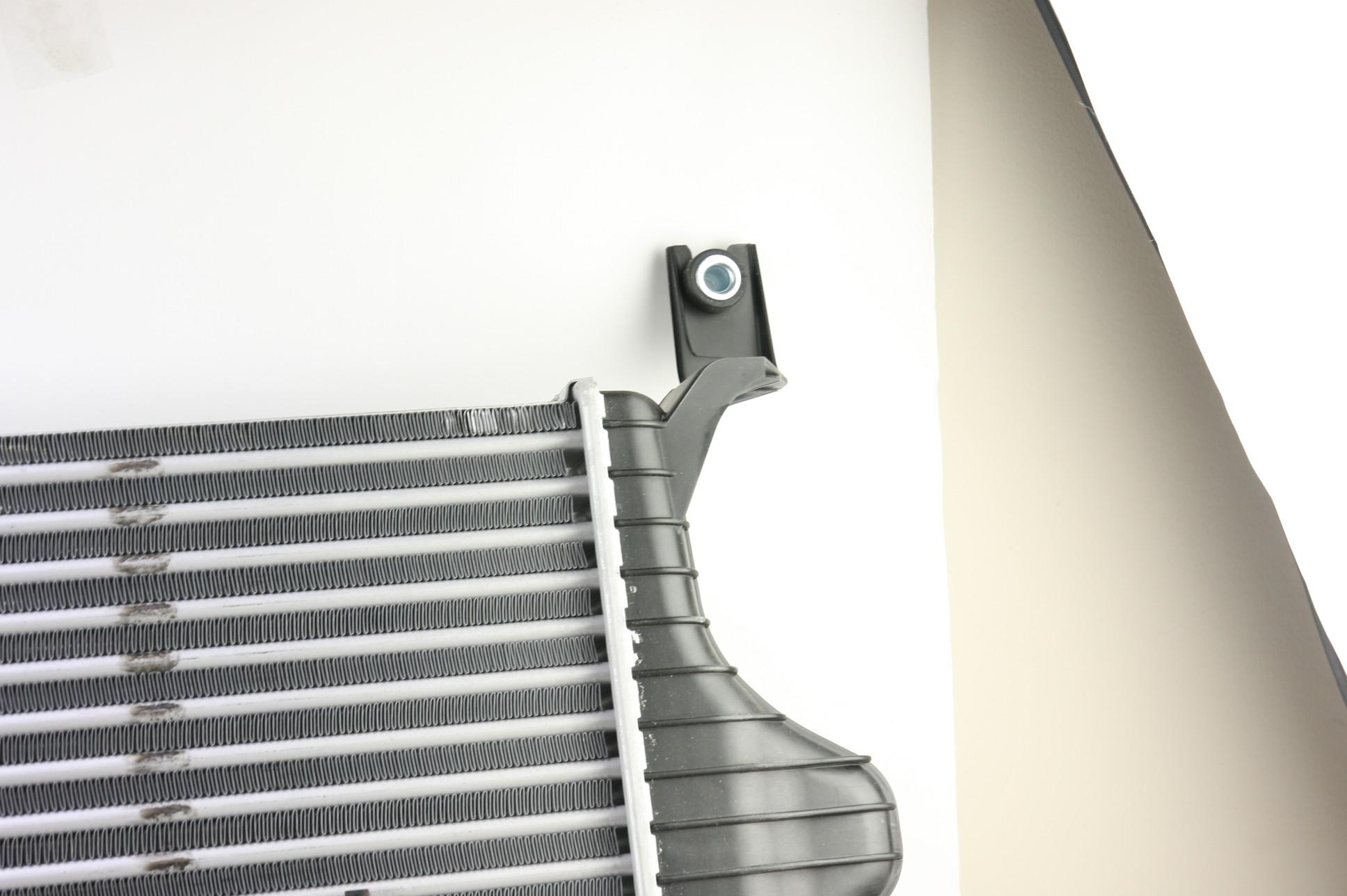 * New OEM 4C3Z6K775BA Genuine Ford 6.0L V8 Intercooler Free Shipping NIP - image 9