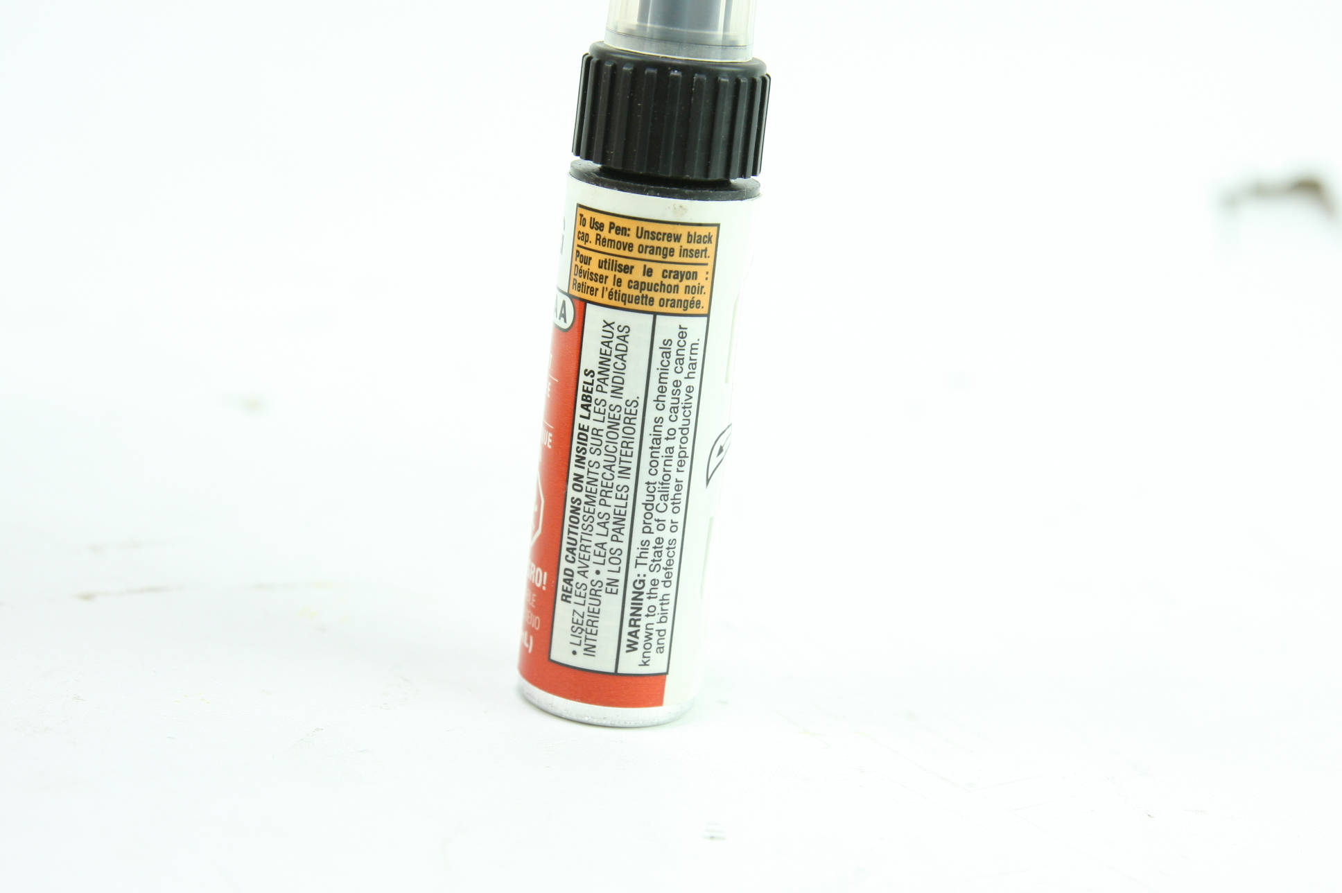 New Genuine OEM 5163548-AA Jeep Dodge Touch Up Paint Code PVG Mango Tango