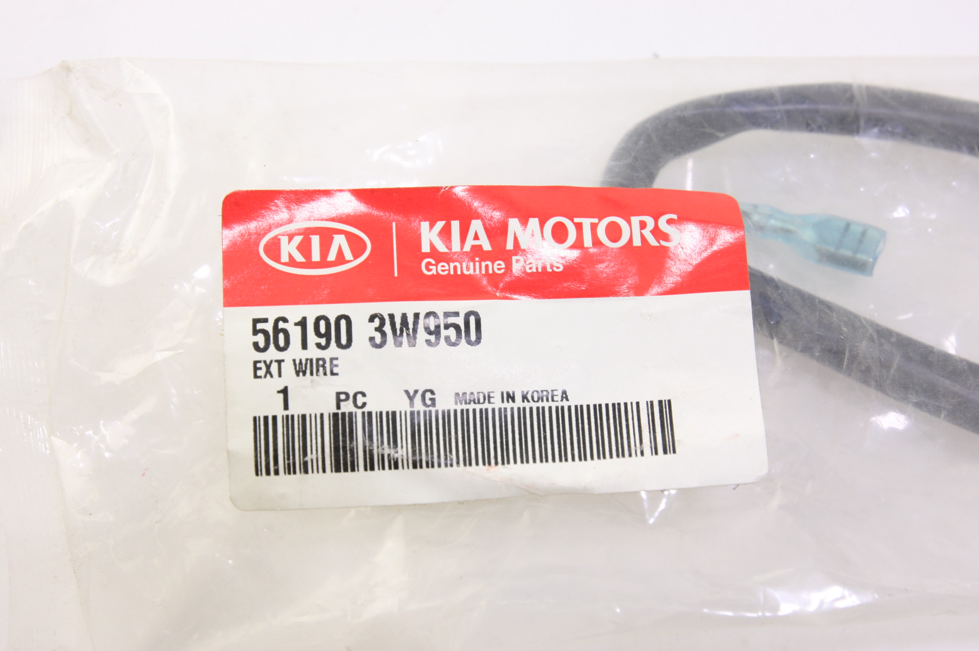 ** New KIA OEM 561903W950 Genuine Kia Part Ext Wire Fast Free Shipping NIP - image 2
