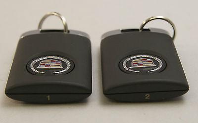 ** Set of OEM GM Escalade Driver #1 Remote 22756465 + Driver #2 Remote 22756466 - image 5