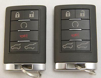 ** Set of OEM GM Escalade Driver #1 Remote 22756465 + Driver #2 Remote 22756466 - image 6