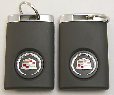** Set of OEM GM Escalade Driver #1 Remote 22756465 + Driver #2 Remote 22756466 - image 7