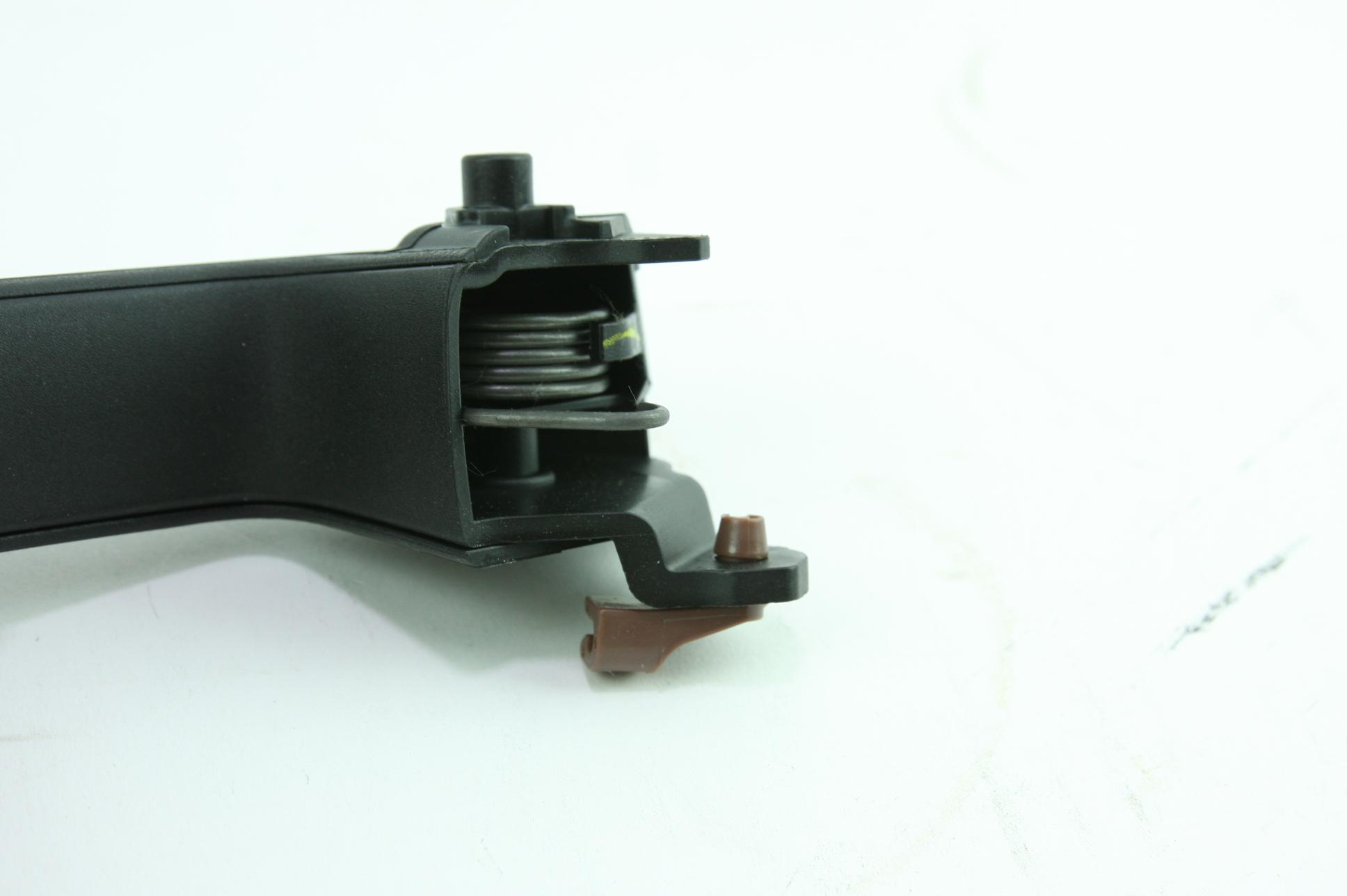 **** New Genuine OEM Mopar 68044819AA Interior Black Door Handle Left - image 5