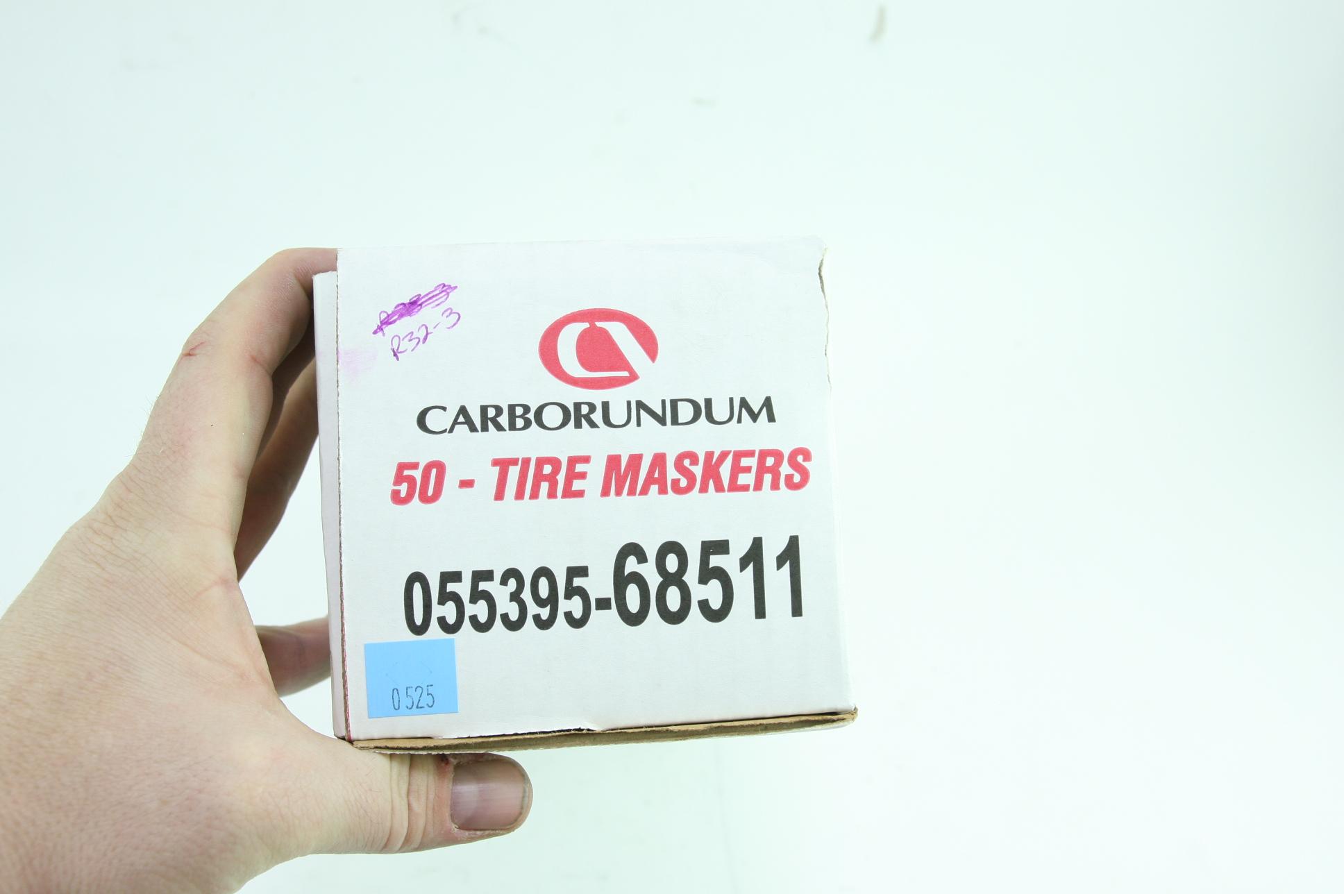 """*** Carborundum EZ Wrap Premier Paintable Wheel Cover 17"""" 50/box - image 4"""
