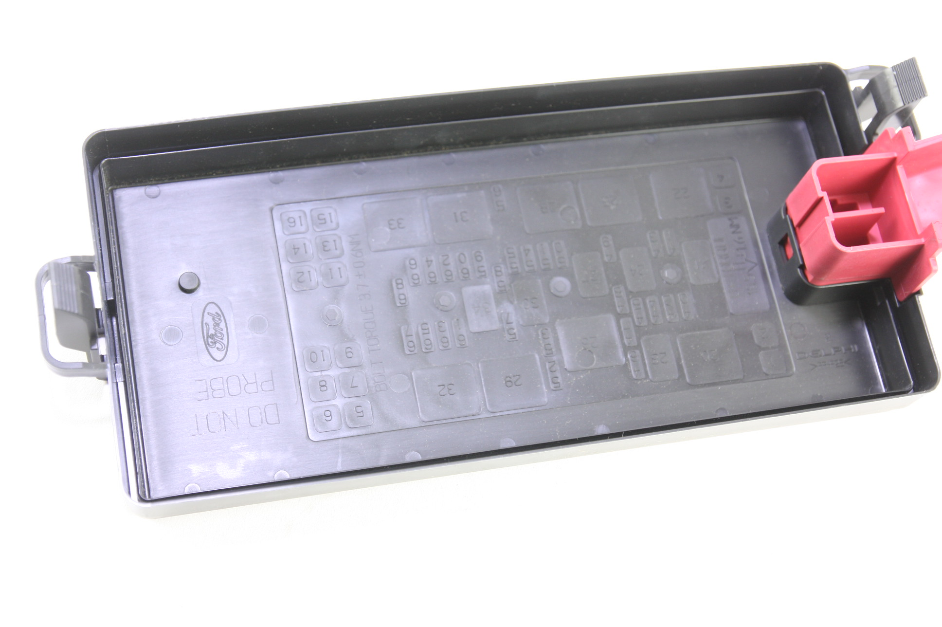 New Oem 6r3z14a003a Ford Engine Fuse Box Panel Cover Cap 05 09 Mustang Nip