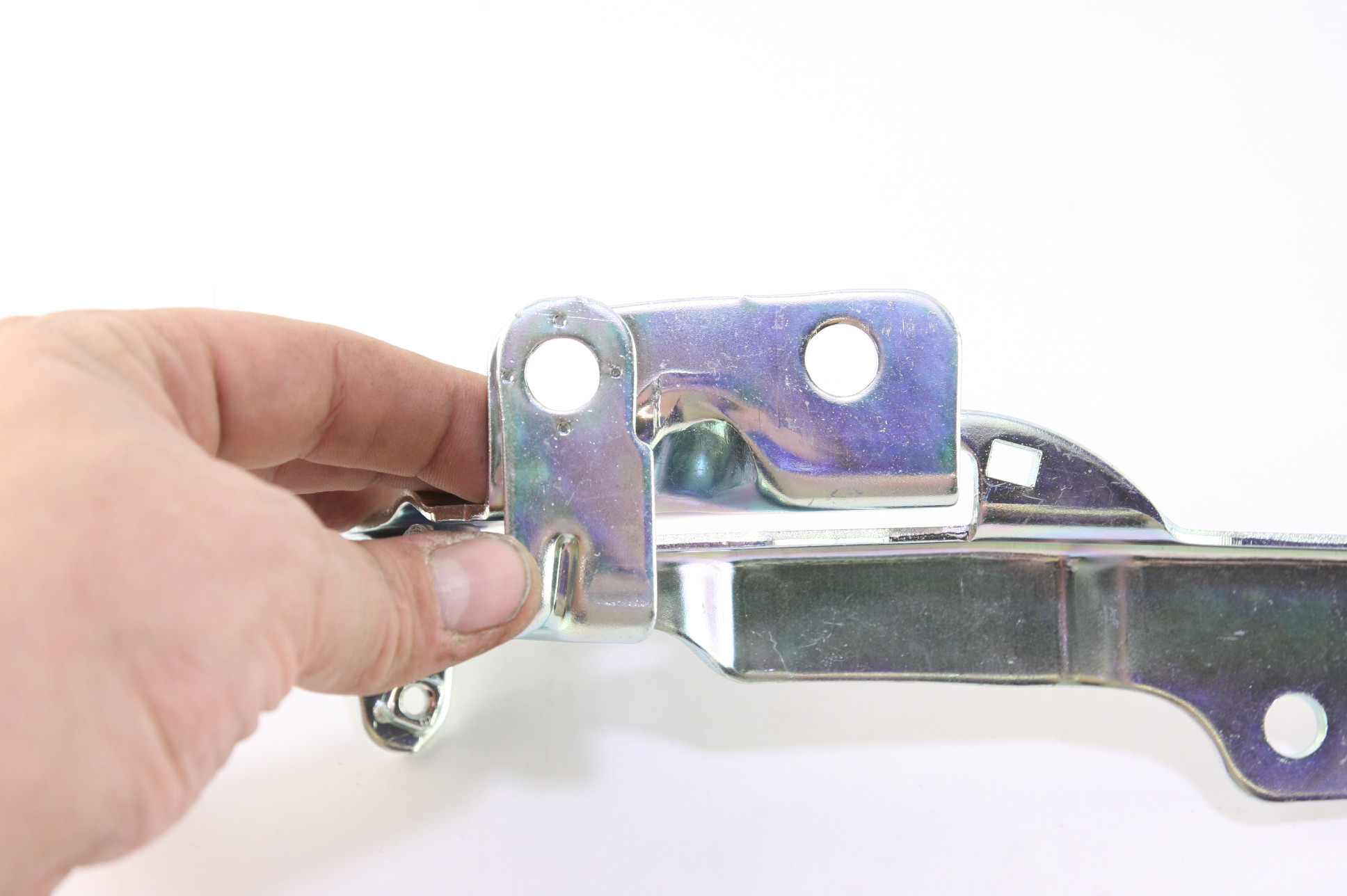 ** New Genuine KIA OEM 791203E000 Right Hood Hinge 2003-2009 Sorento NIP - image 6
