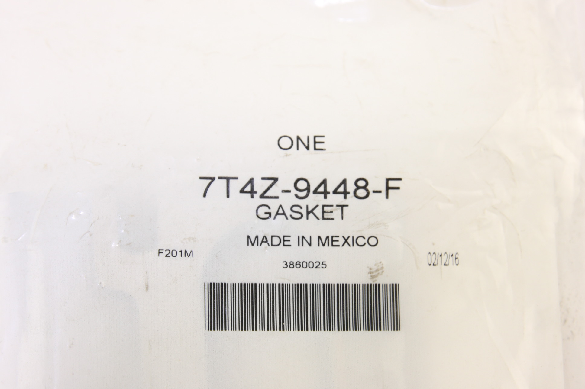 *~ New OEM 7T4Z9448F Ford [1] Exhaust Manifold Gasket Fast Free Shipping - image 2