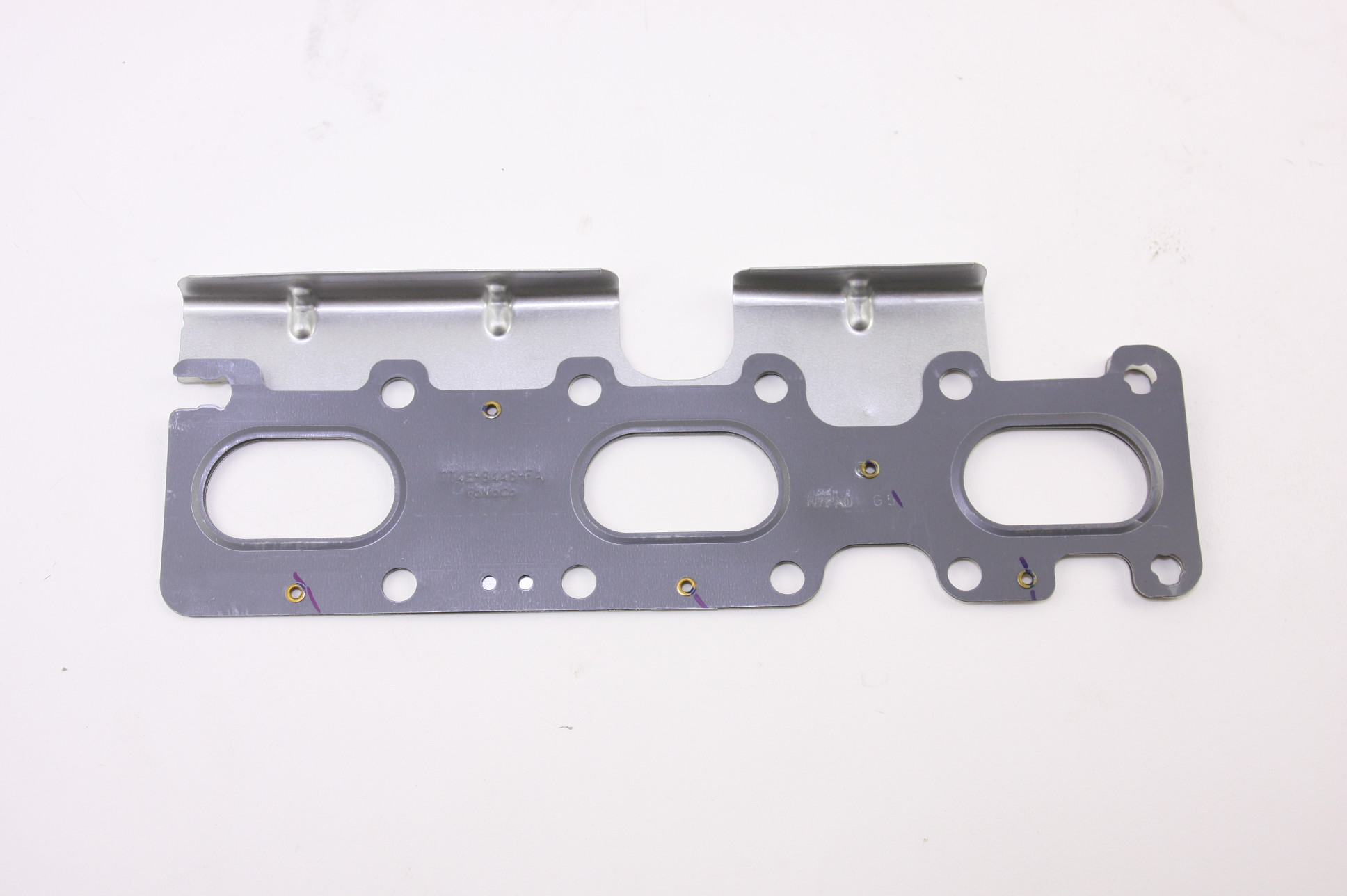 *~ New OEM 7T4Z9448F Ford [1] Exhaust Manifold Gasket Fast Free Shipping - image 4