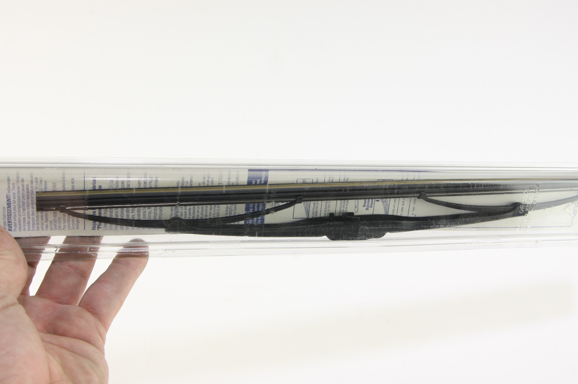 ***~ NEW OEM ACDelco 8-115 Windshield 15  Wiper Blade GM 89000973 Free Shipping - image 5