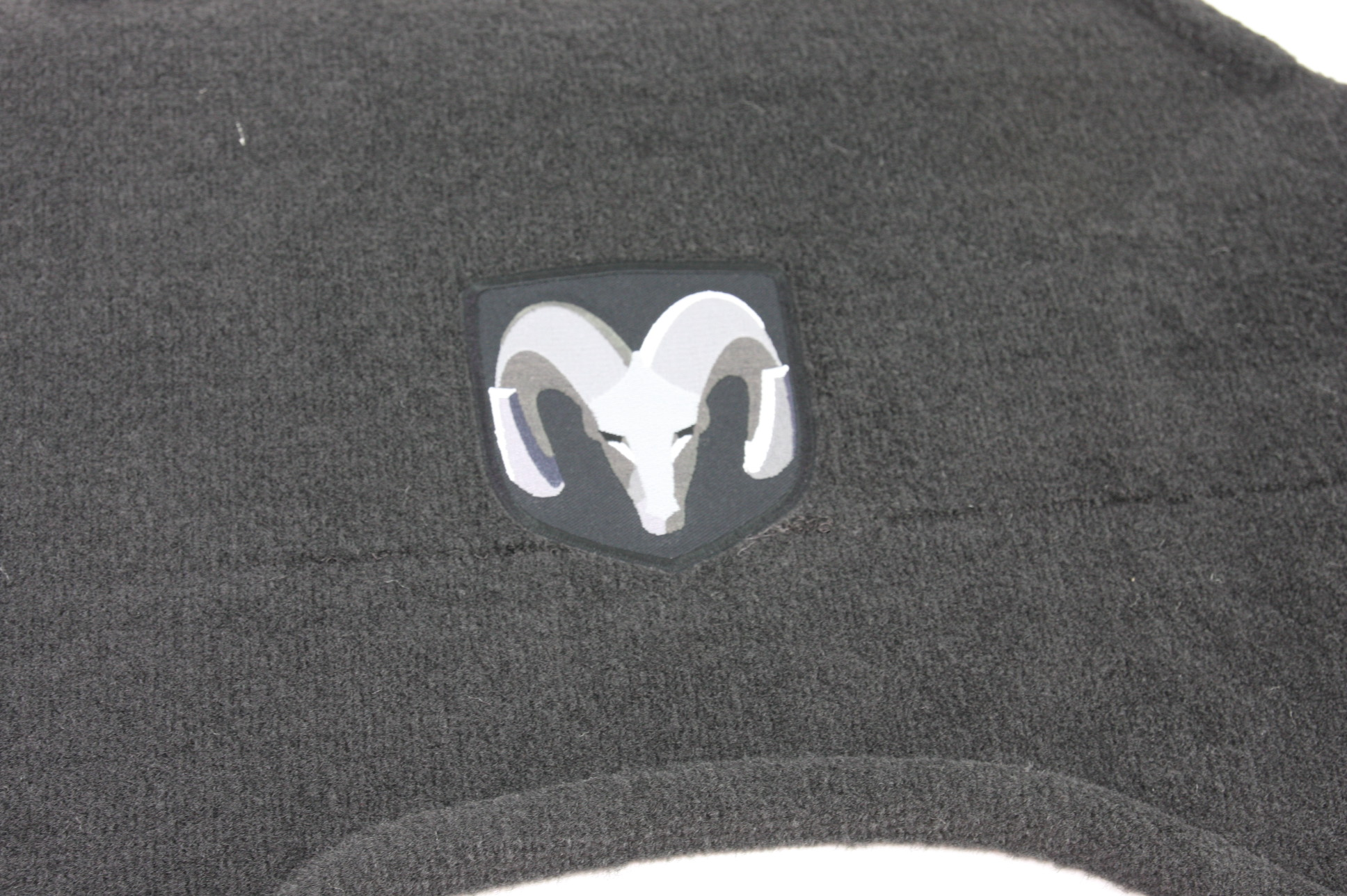 *** New OEM 82207050 02-05 Dodge Ram w/ Logo Premium Rear Carpet Floor Mat - image 8