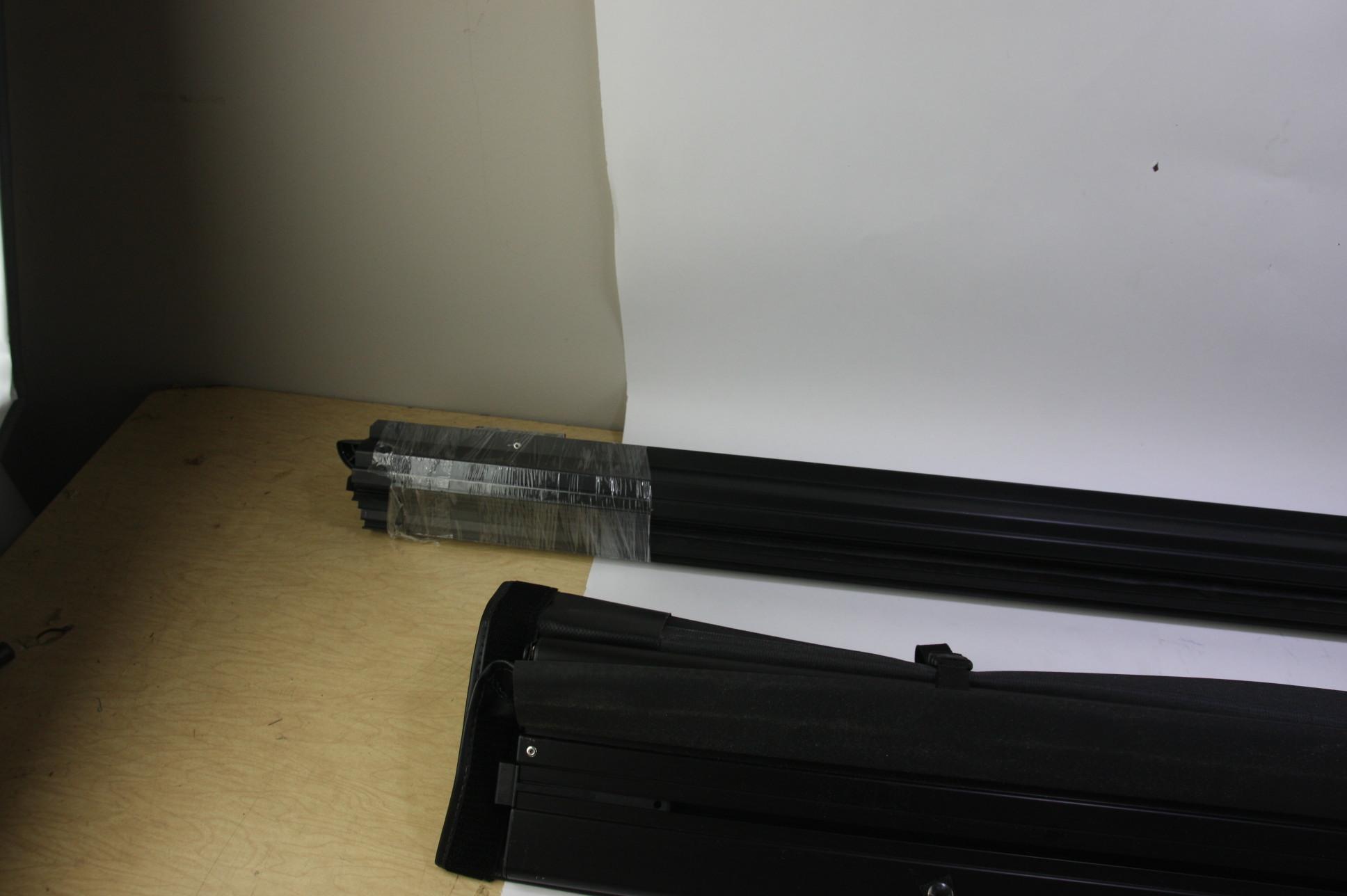 * New OEM 82213024-AE Genuine Mopar Tonneau Soft Cover Black Roll Up Ram NIP - image 5