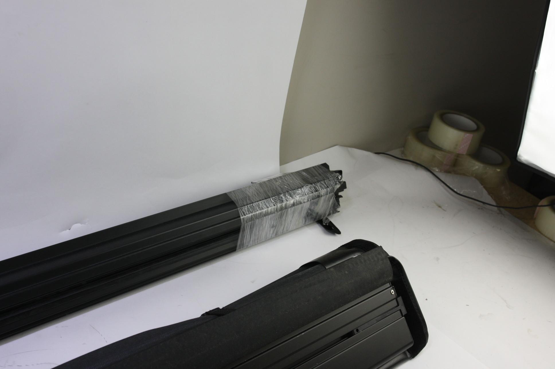 * New OEM 82213024-AE Genuine Mopar Tonneau Soft Cover Black Roll Up Ram NIP - image 7