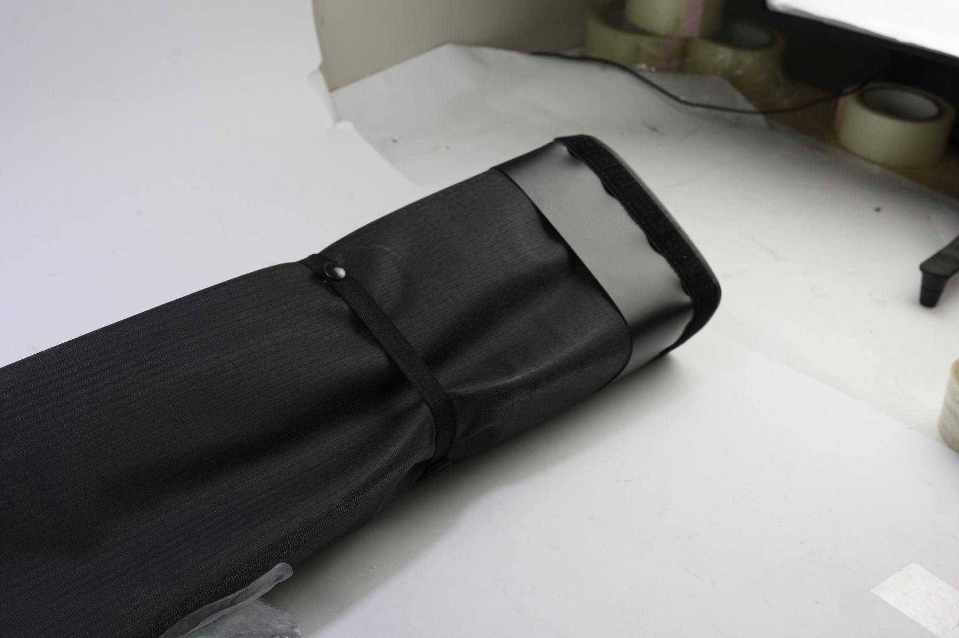 * New OEM 82213024-AE Genuine Mopar Tonneau Soft Cover Black Roll Up Ram NIP - image 10