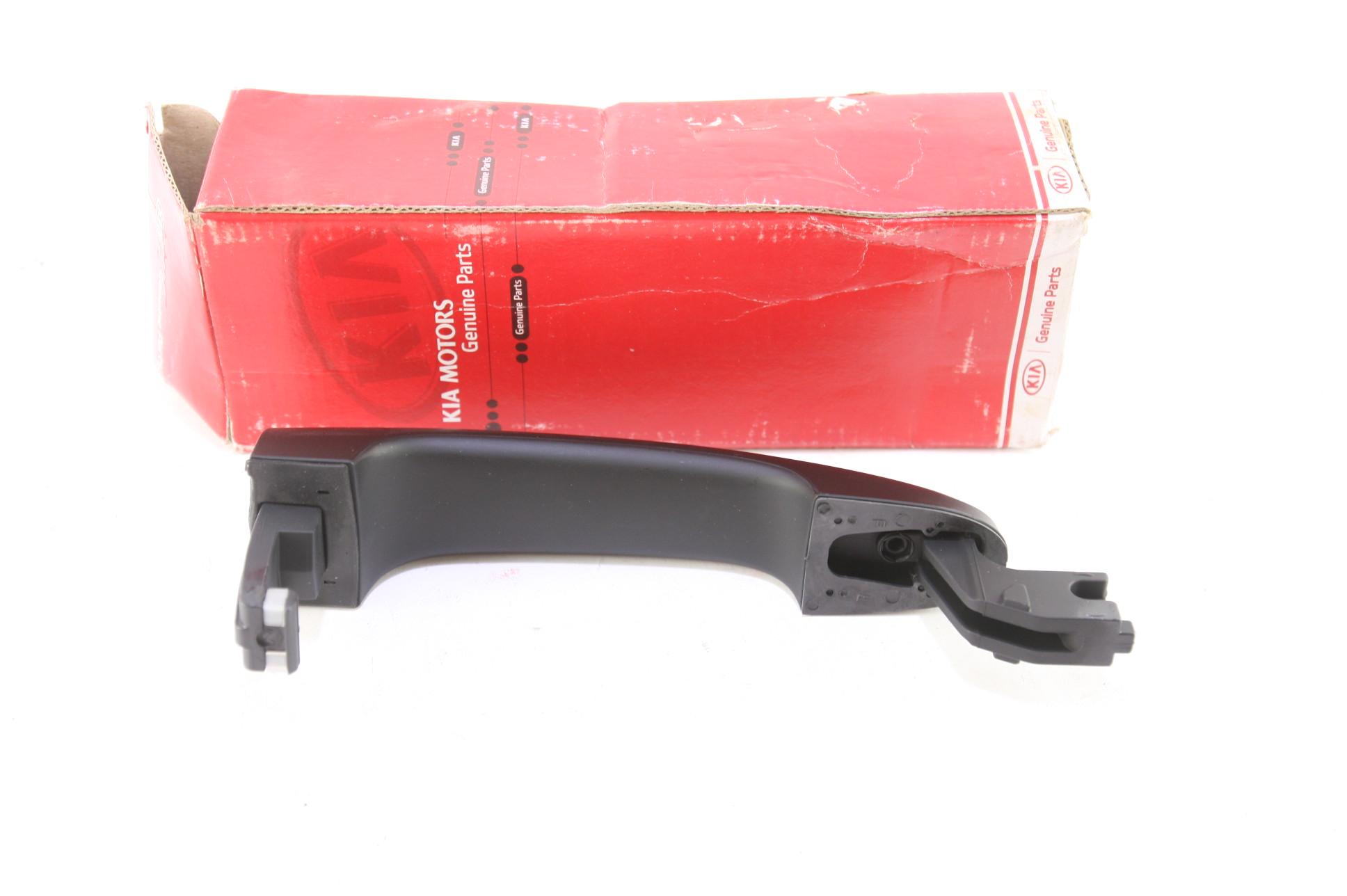 * New Kia OEM 826511F000 Outside Door Handle Left Free Shipping NIP - image 1