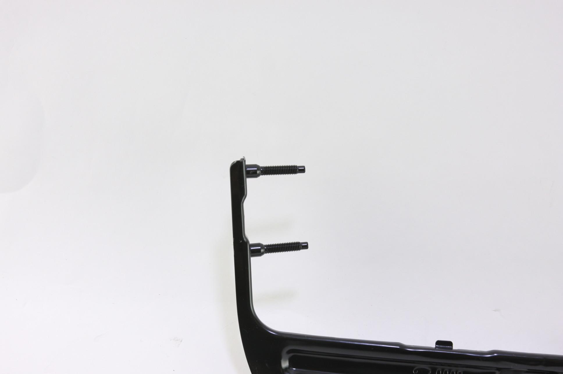 ~ New OEM 866163E000 KIA Rear Bumper Cover Reinforcement Bracket Passengers - image 4