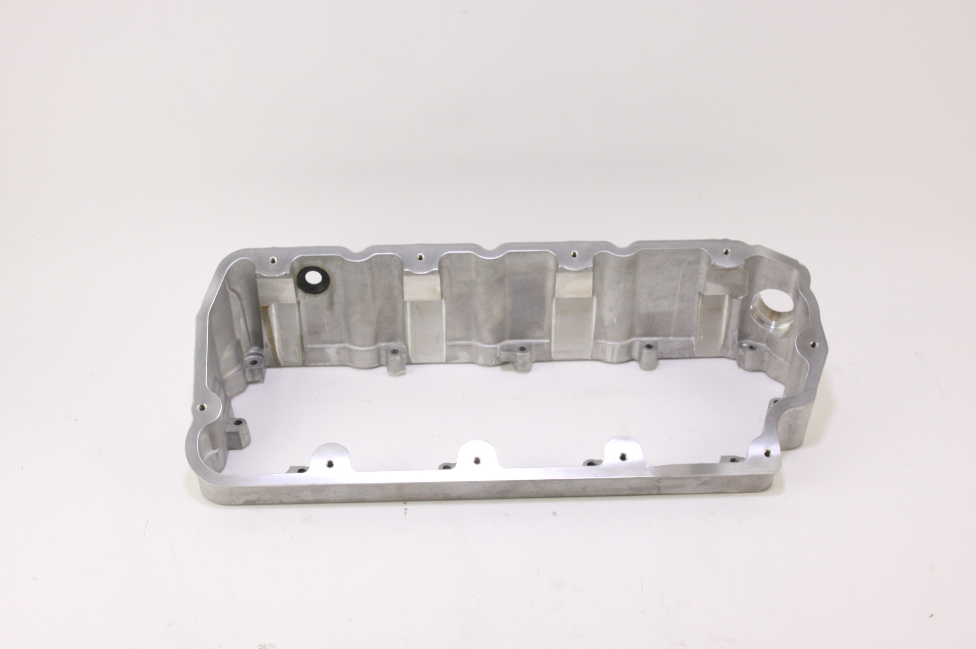 **~ New OEM 8C3Z6582C Ford 08-10 Super Duty Engine Timing Cover Free Shipping - image 1