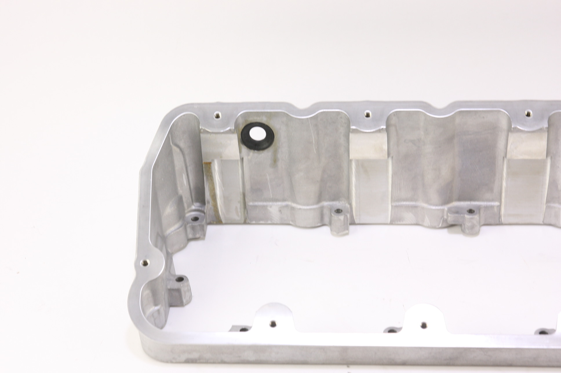 **~ New OEM 8C3Z6582C Ford 08-10 Super Duty Engine Timing Cover Free Shipping - image 2