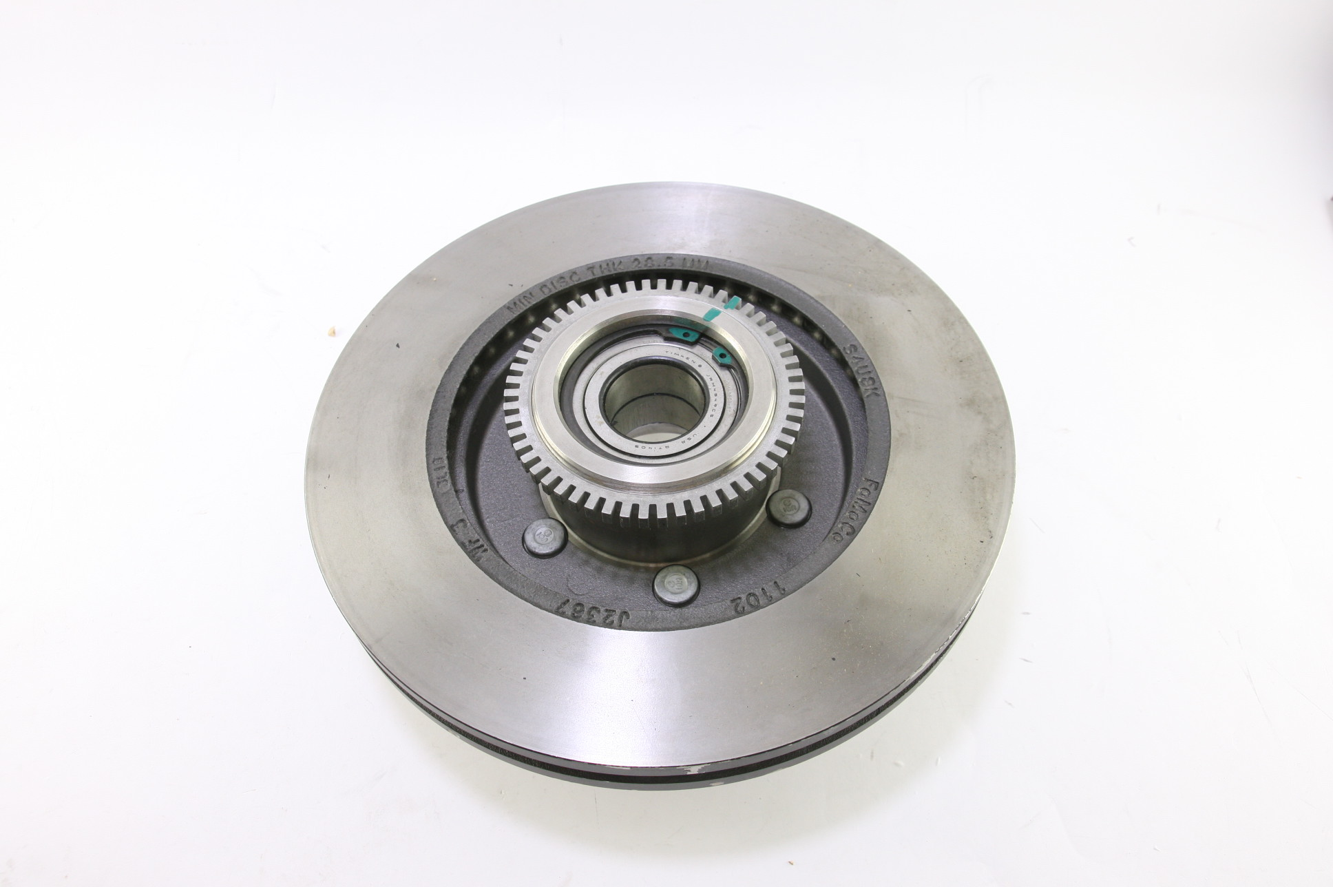 **~ New OEM Ford 8L3Z1102A Disc Brake Rotor Front F150 Fast Free Shipping - image 5